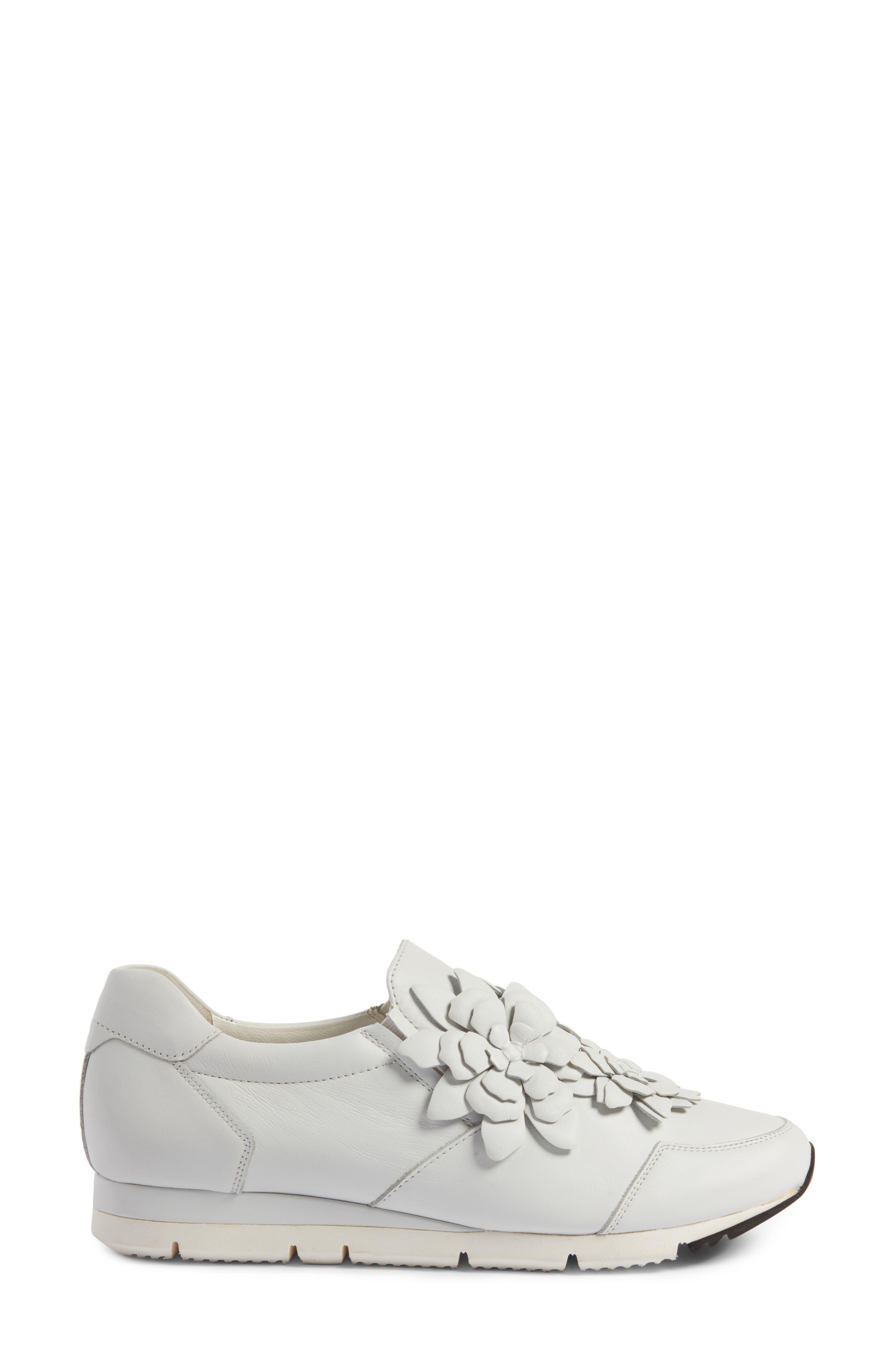 Alternate Image 3  - Kennel & Schmenger Tiger Flower Sneaker (Women)