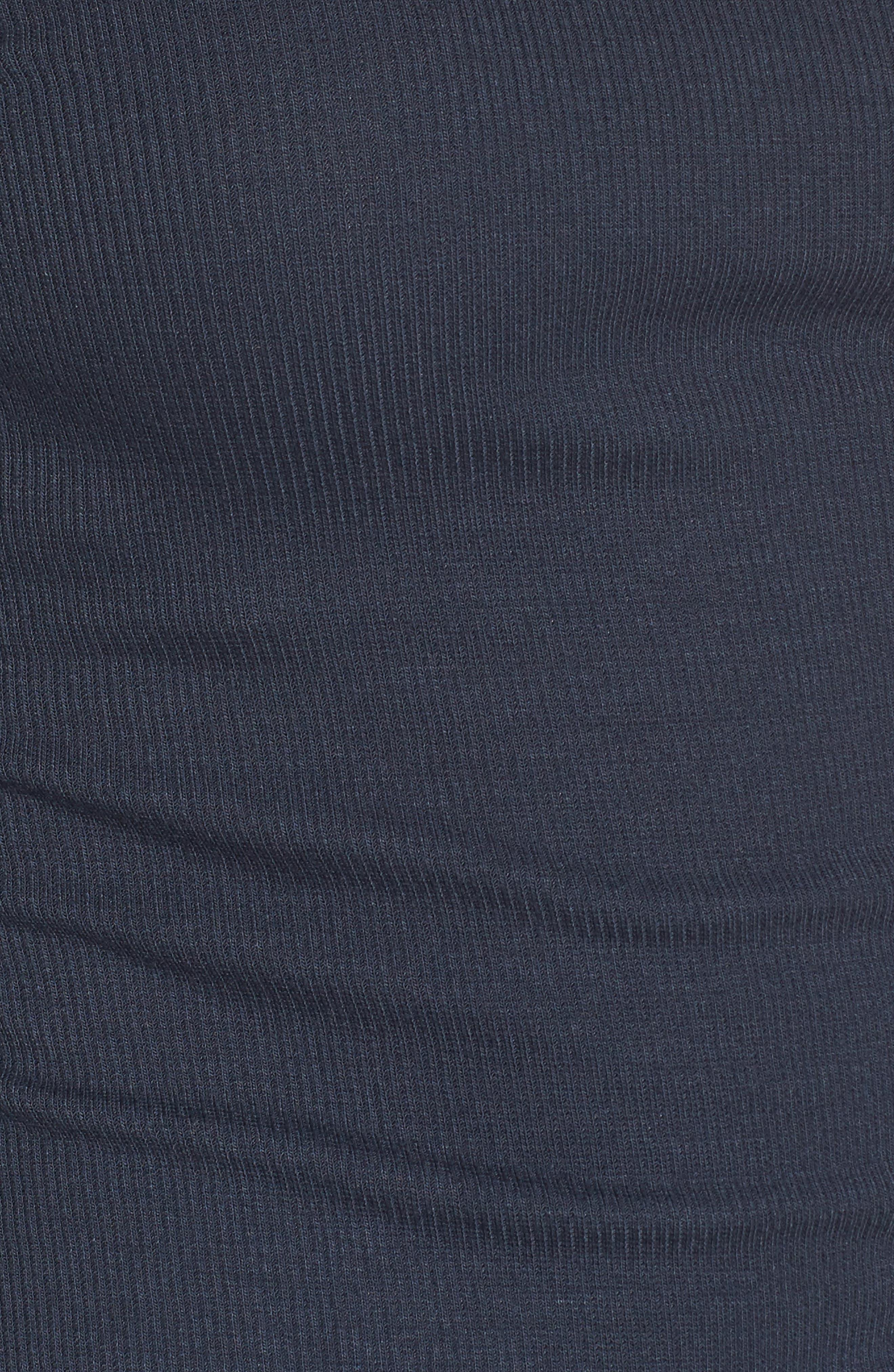 Alternate Image 5  - Hinge Long Sleeve Ruffle Tee