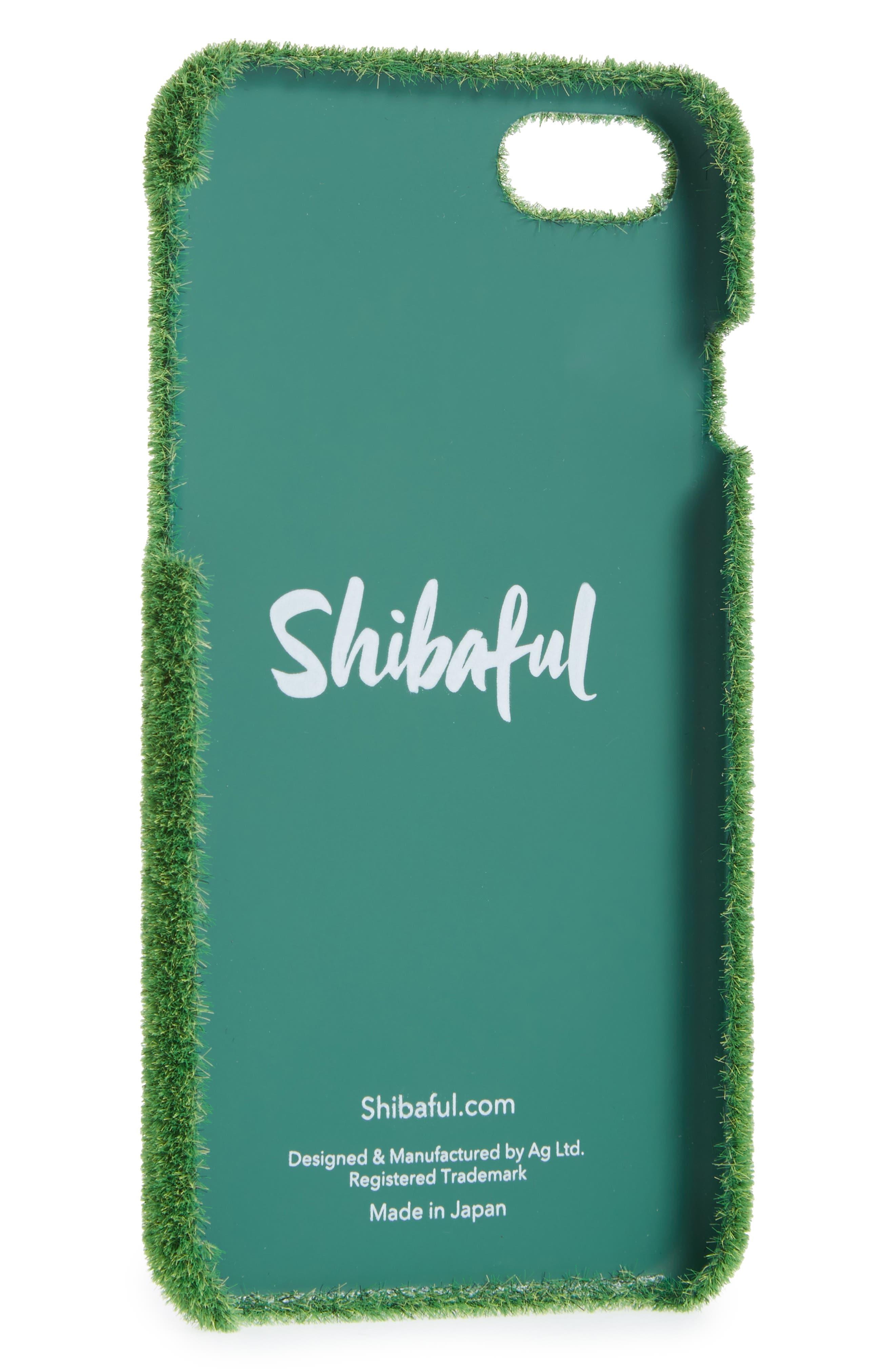 Dream Field Portable Park iPhone 7/8 & 7/8 Plus Case,                             Alternate thumbnail 2, color,                             Green