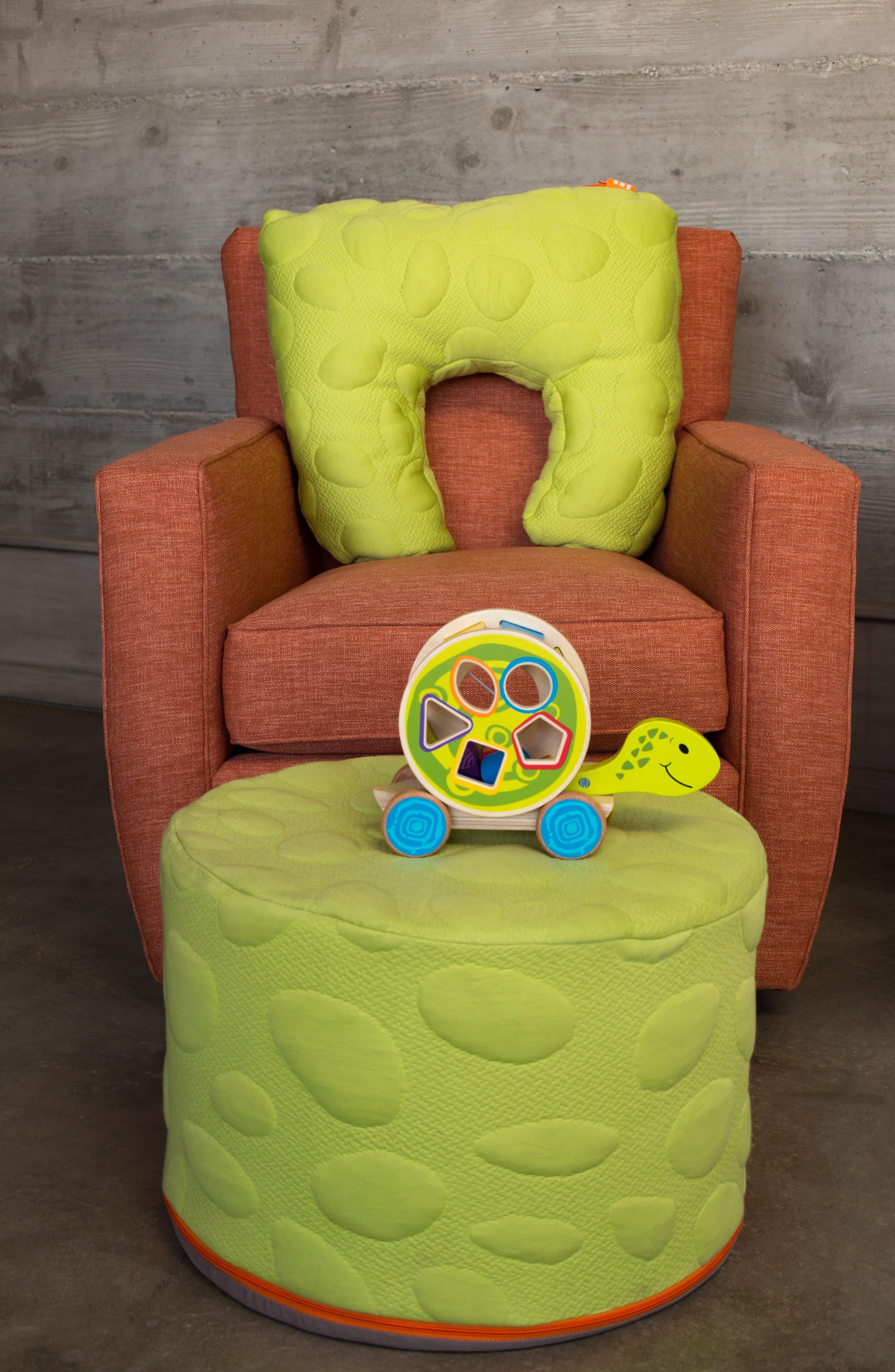 Alternate Image 5  - Nook Sleep Systems Pebble Pouf