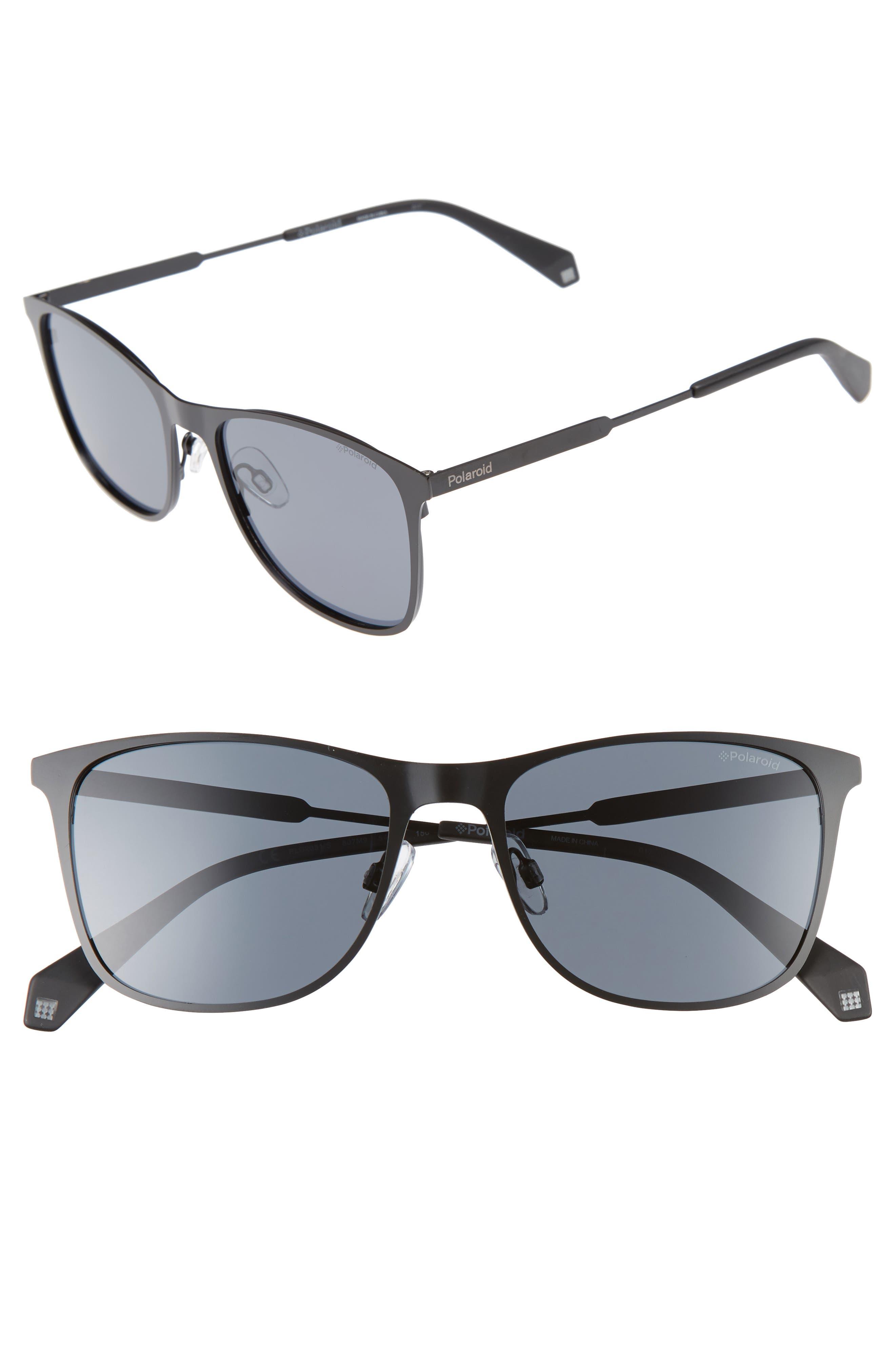 Polaroid Eyewear 54mm Polarized Sunglasses