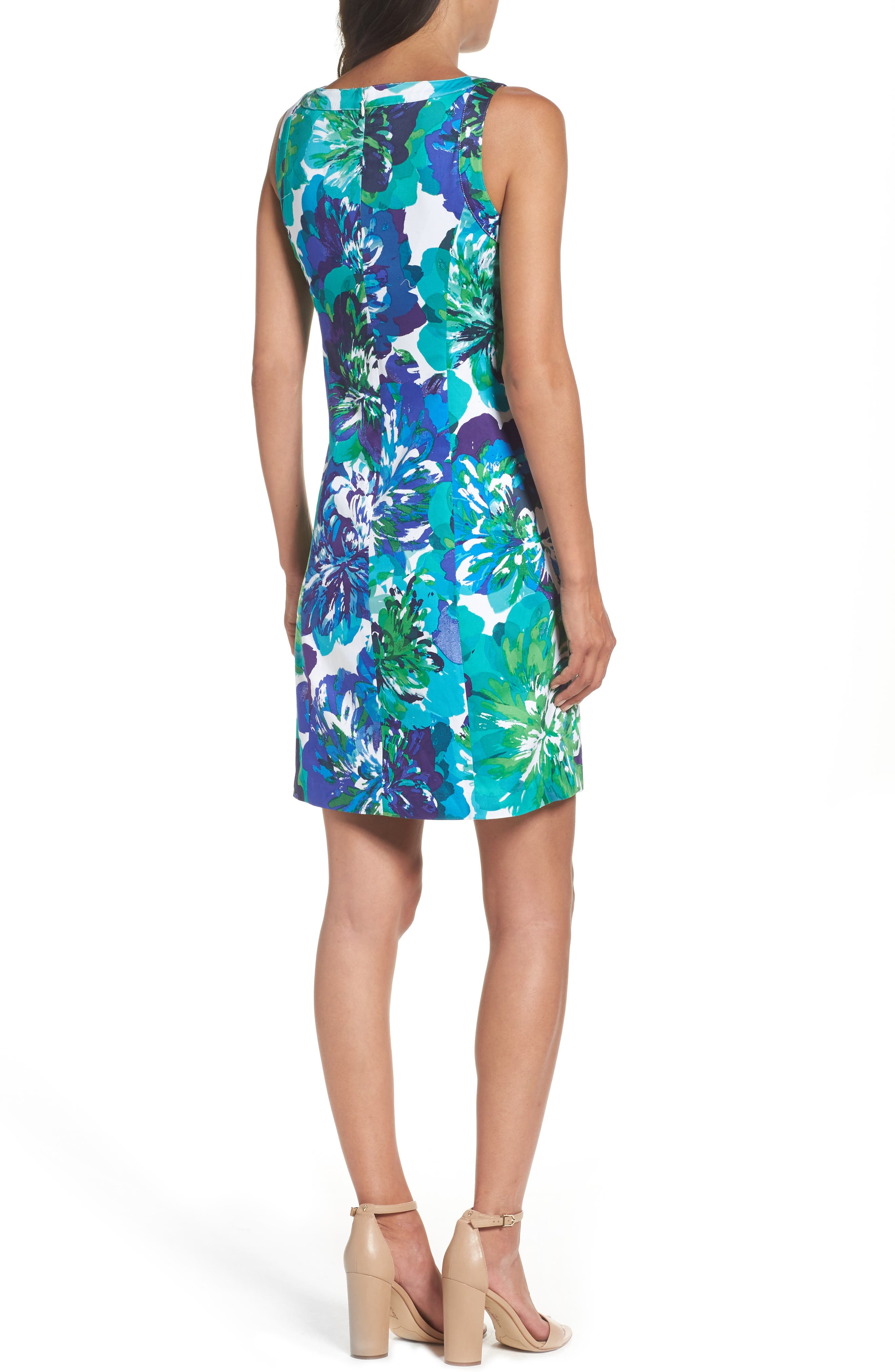 Alternate Image 2  - Adrianna Papell Sheath Dress