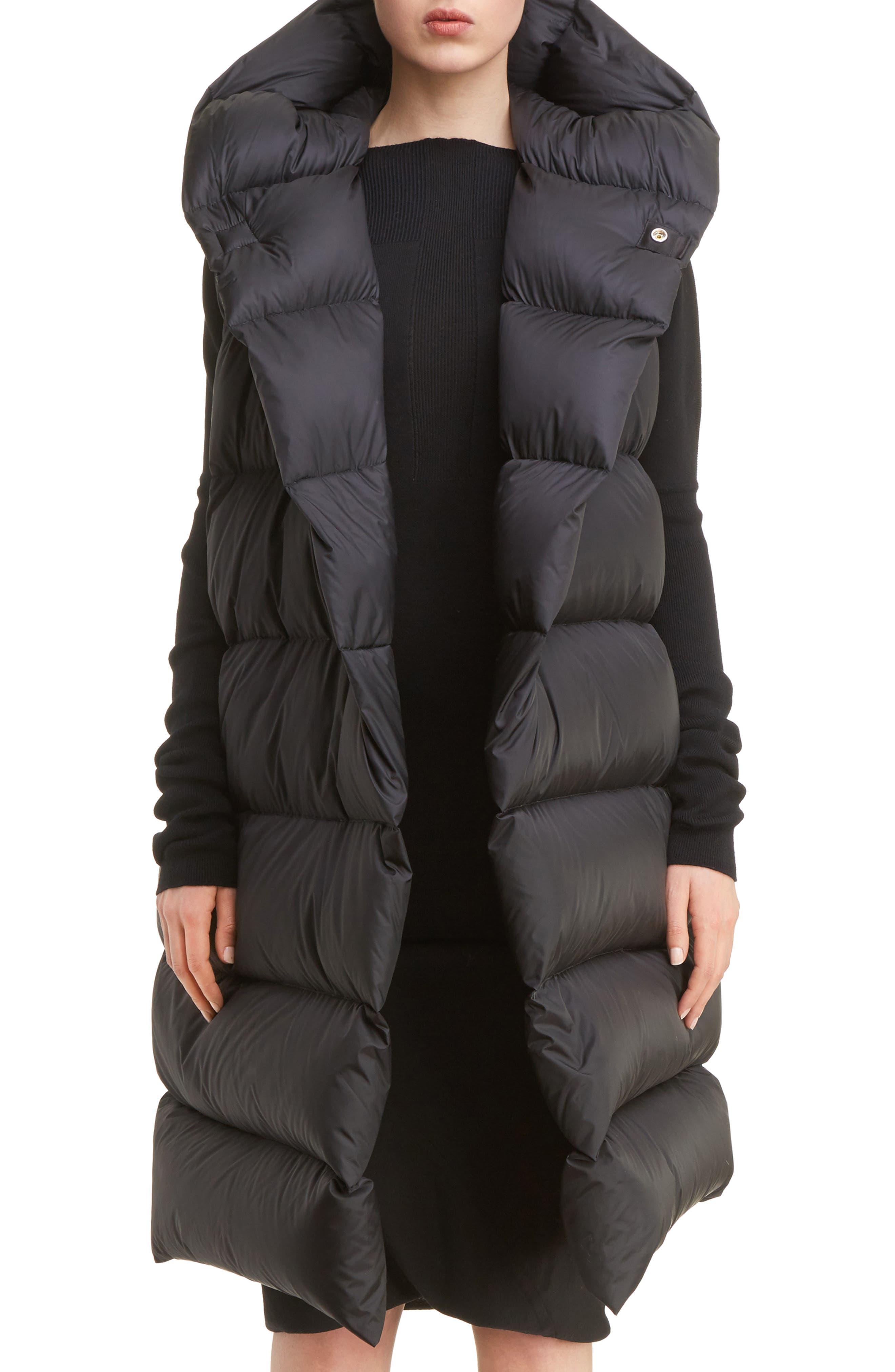 Alternate Image 6  - Rick Owens Oversized Down Puffer Vest