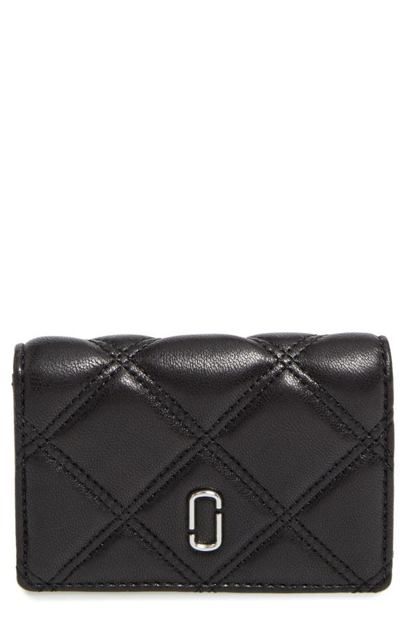 MARC JACOBS Quilted French Wallet | Nordstrom : marc jacobs quilted wallet - Adamdwight.com