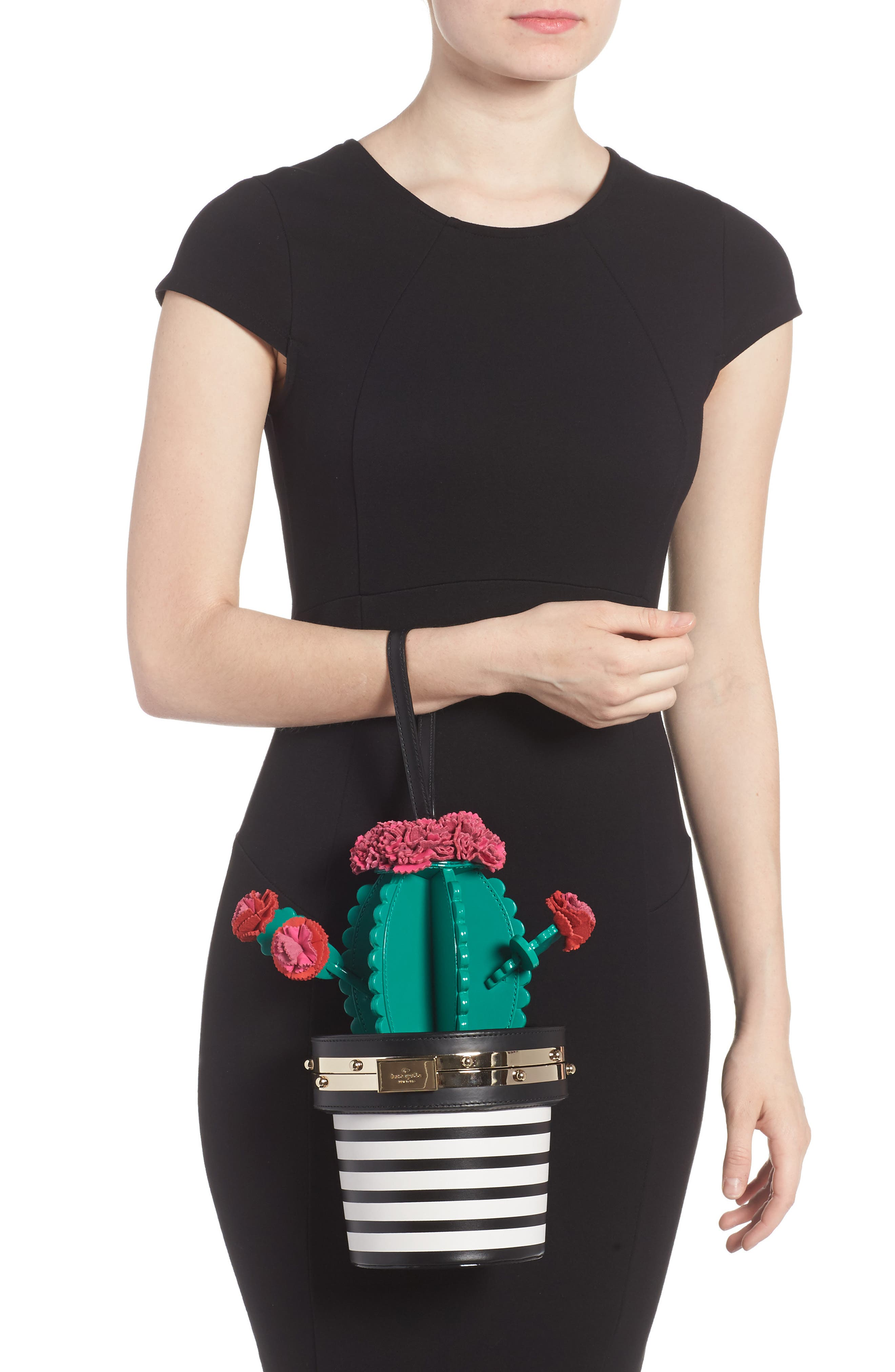 Alternate Image 2  - kate spade new york scenic route cactus bag