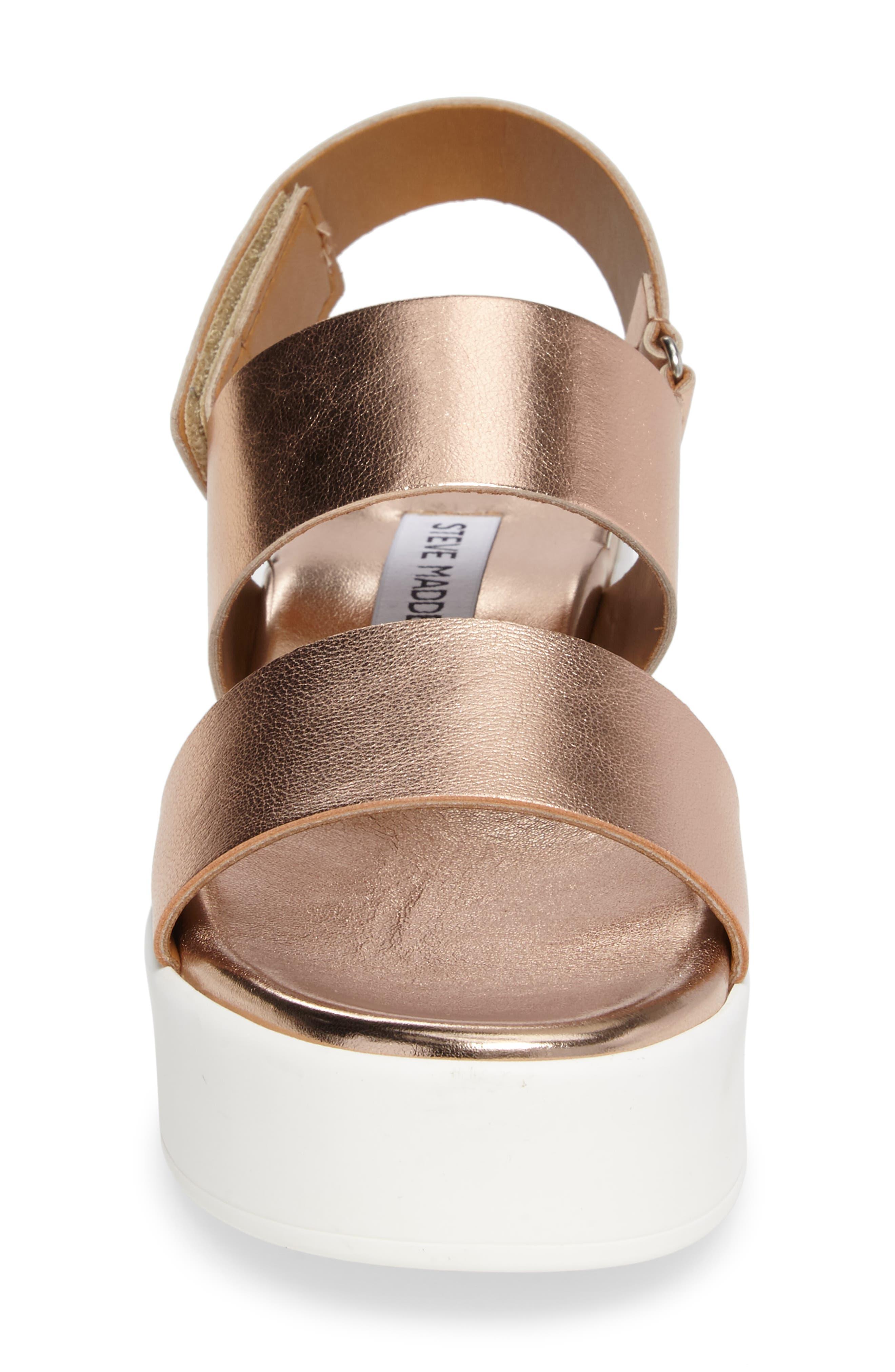 Alternate Image 4  - Steve Madden Rachel Platform Wedge Sandal (Women)