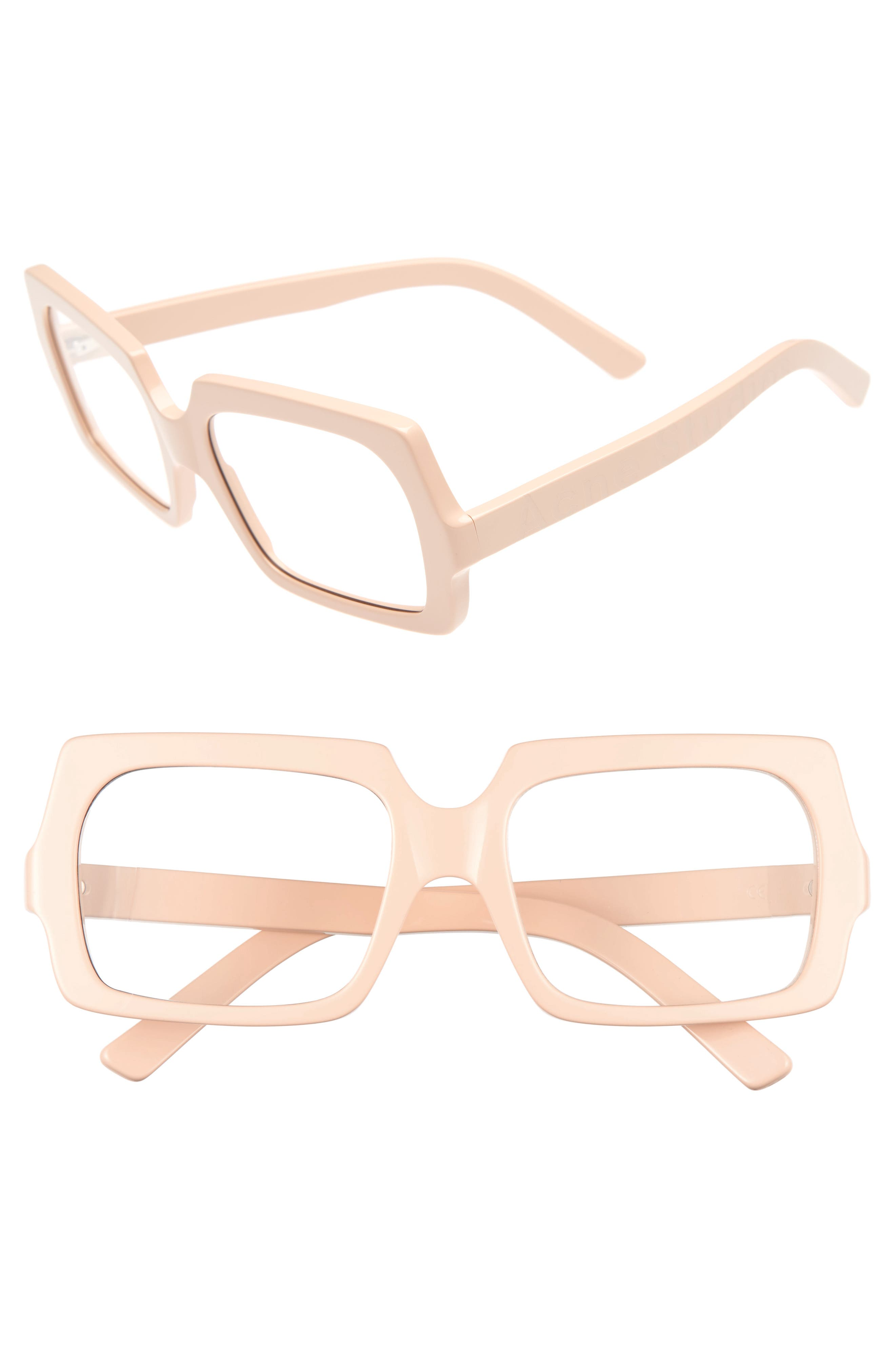 George Sunglasses,                         Main,                         color, Light Pink