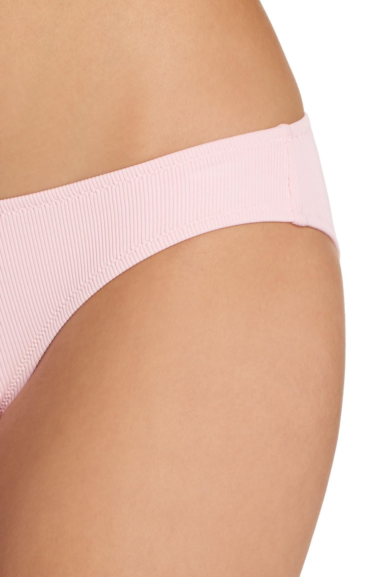 Alternate Image 4  - Solid & Striped Elle Bikini Bottoms