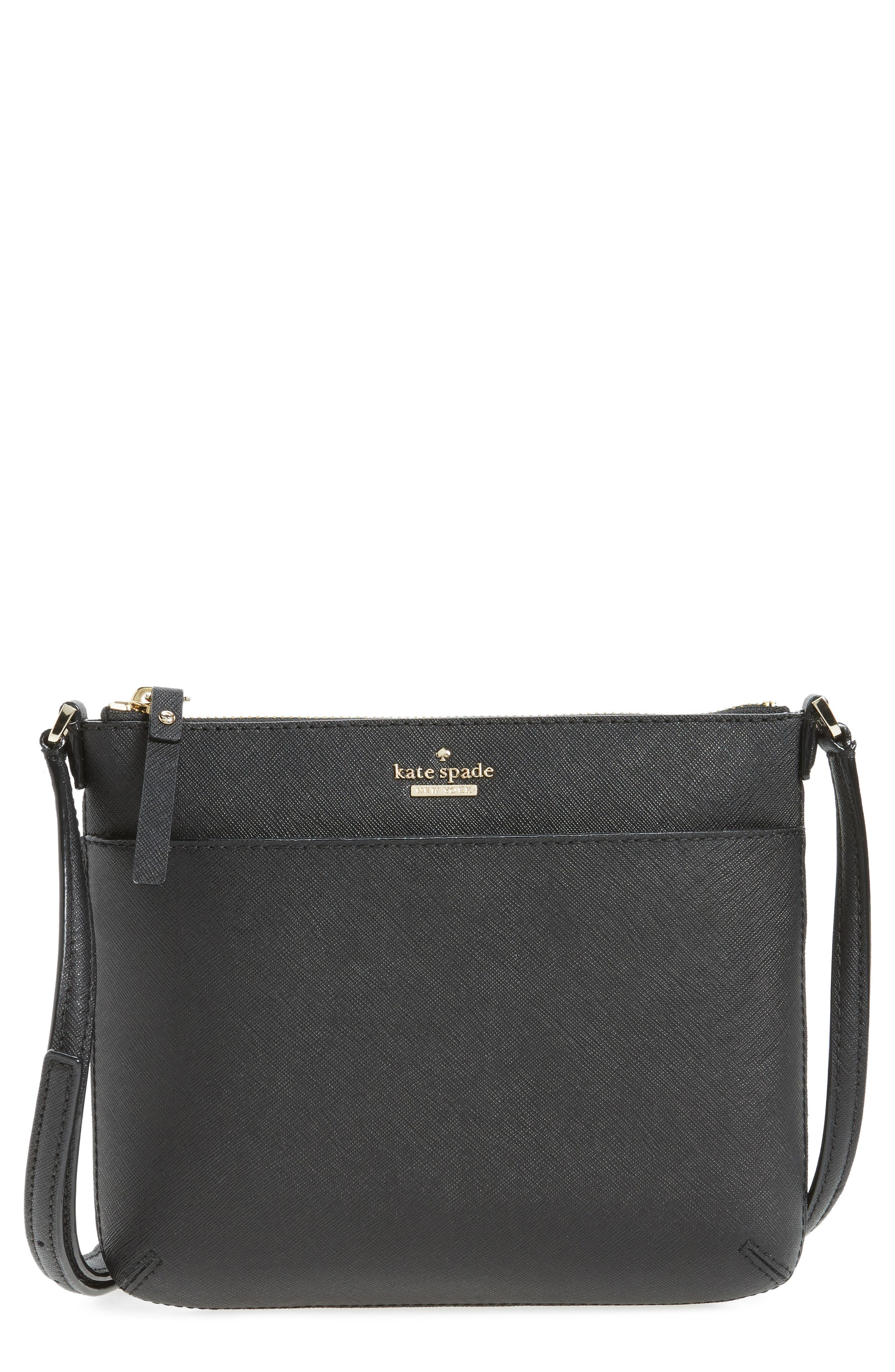 Alternate Image 1 Selected - kate spade new york cameron street - tenley leather crossbody bag