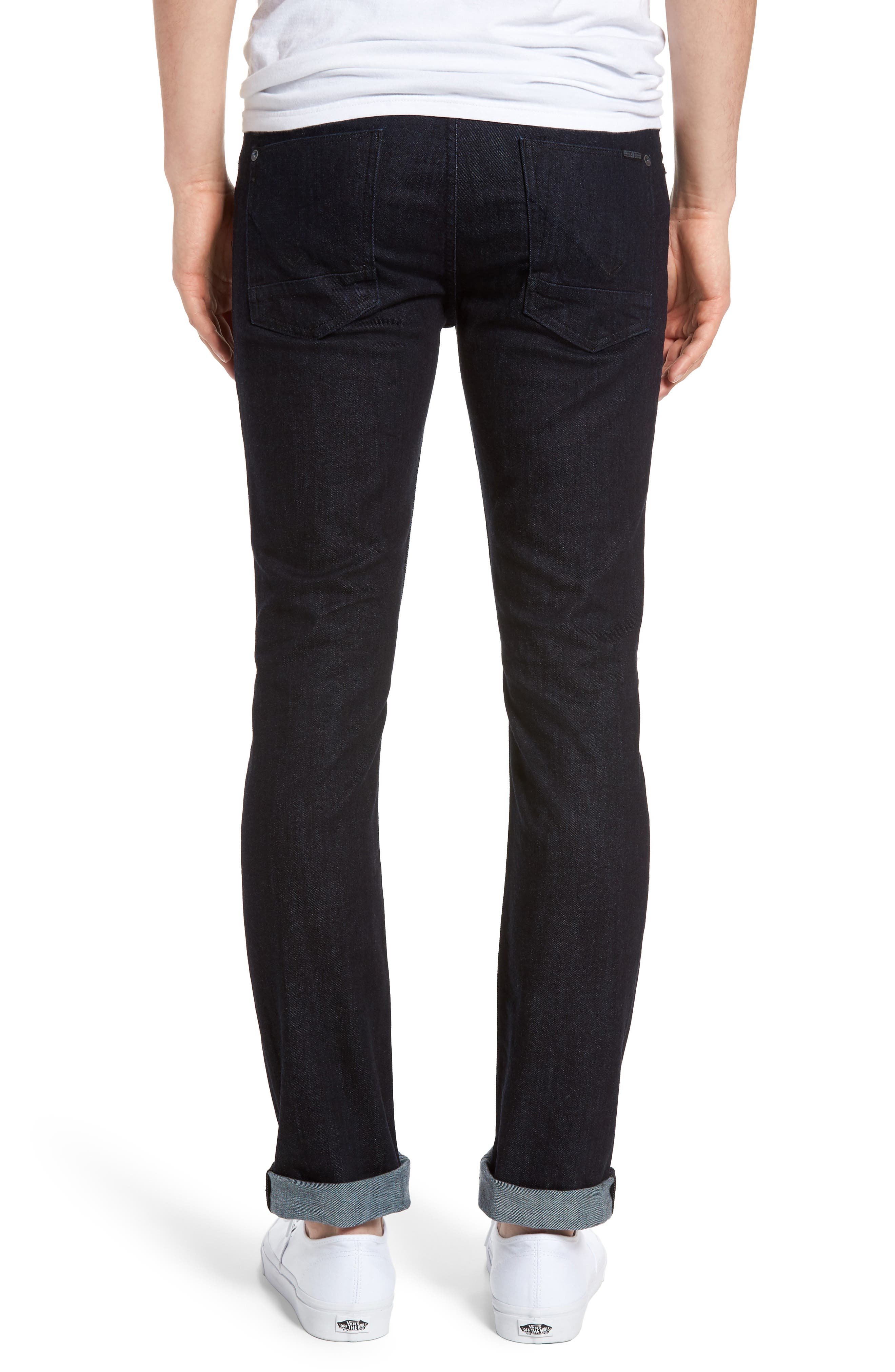 Alternate Image 2  - Hudson Jeans Axl Skinny Fit Jeans (Firestone)