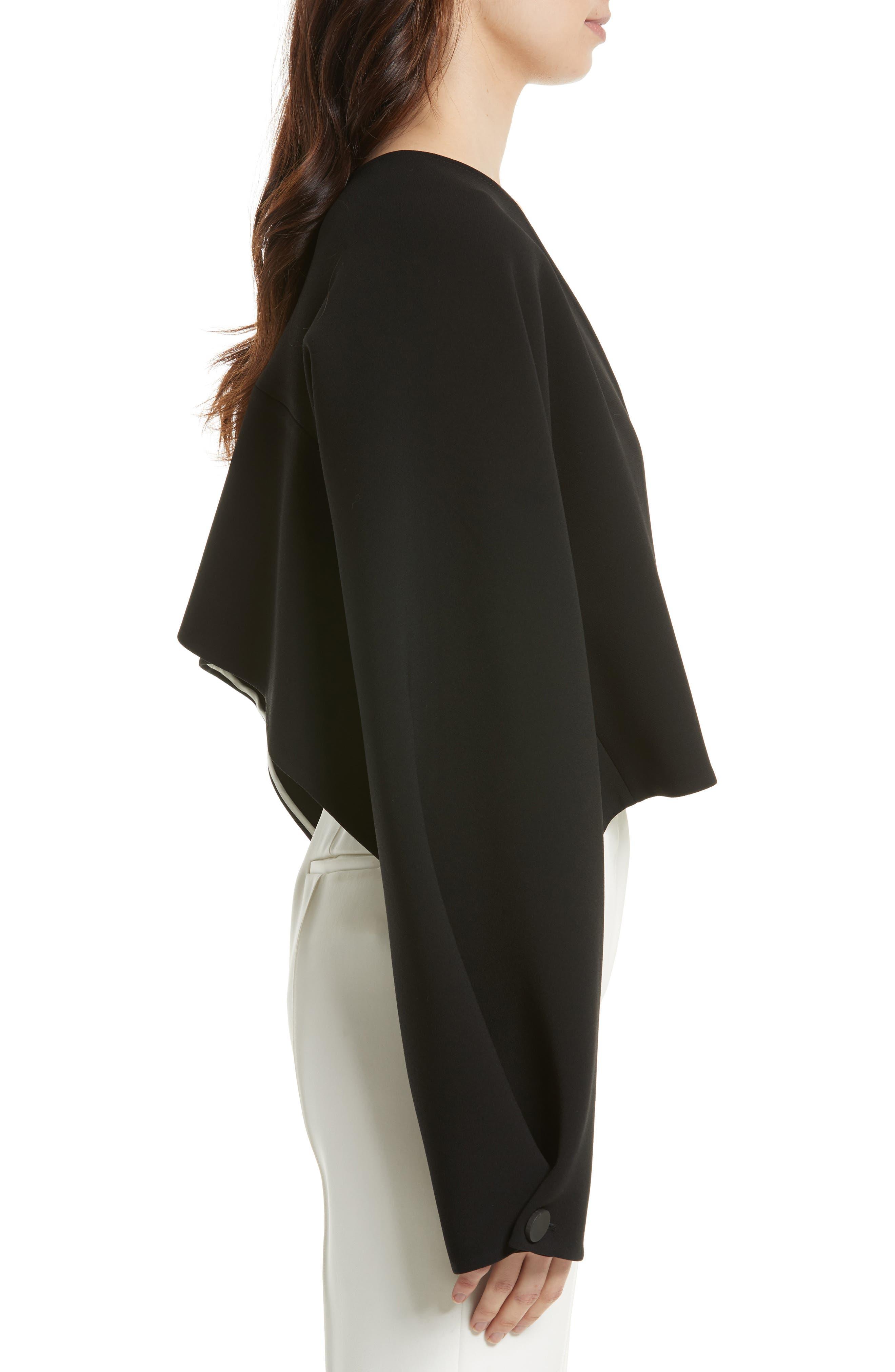 Alternate Image 3  - Diane von Furstenberg Crop Jacket
