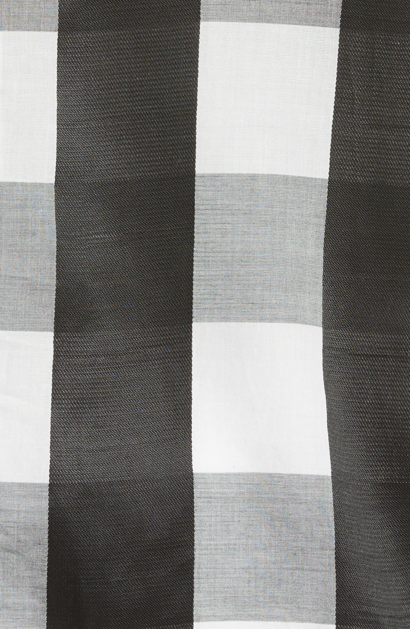 Alternate Image 6  - rag & bone Collingwood Cold Shoulder Top