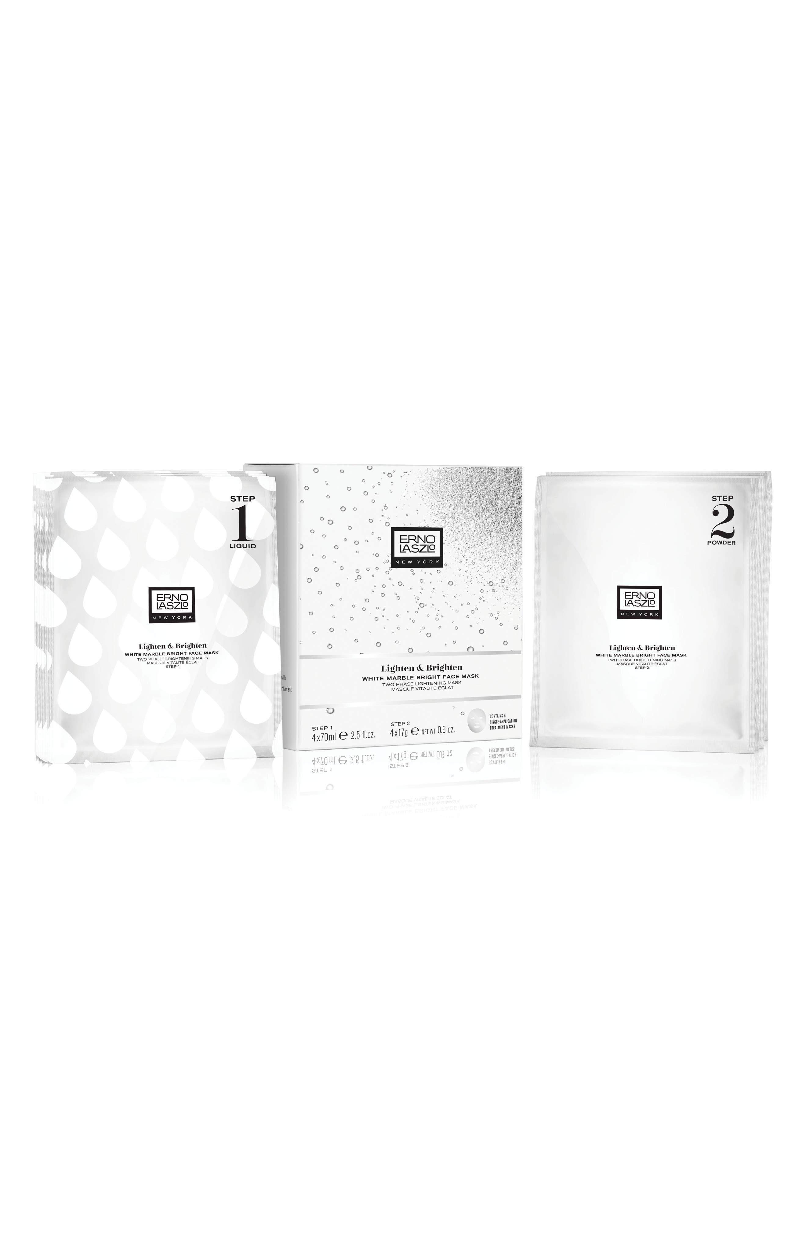 Alternate Image 1 Selected - Erno Laszlo Lighten & Brighten White Marble Brightening Face Mask