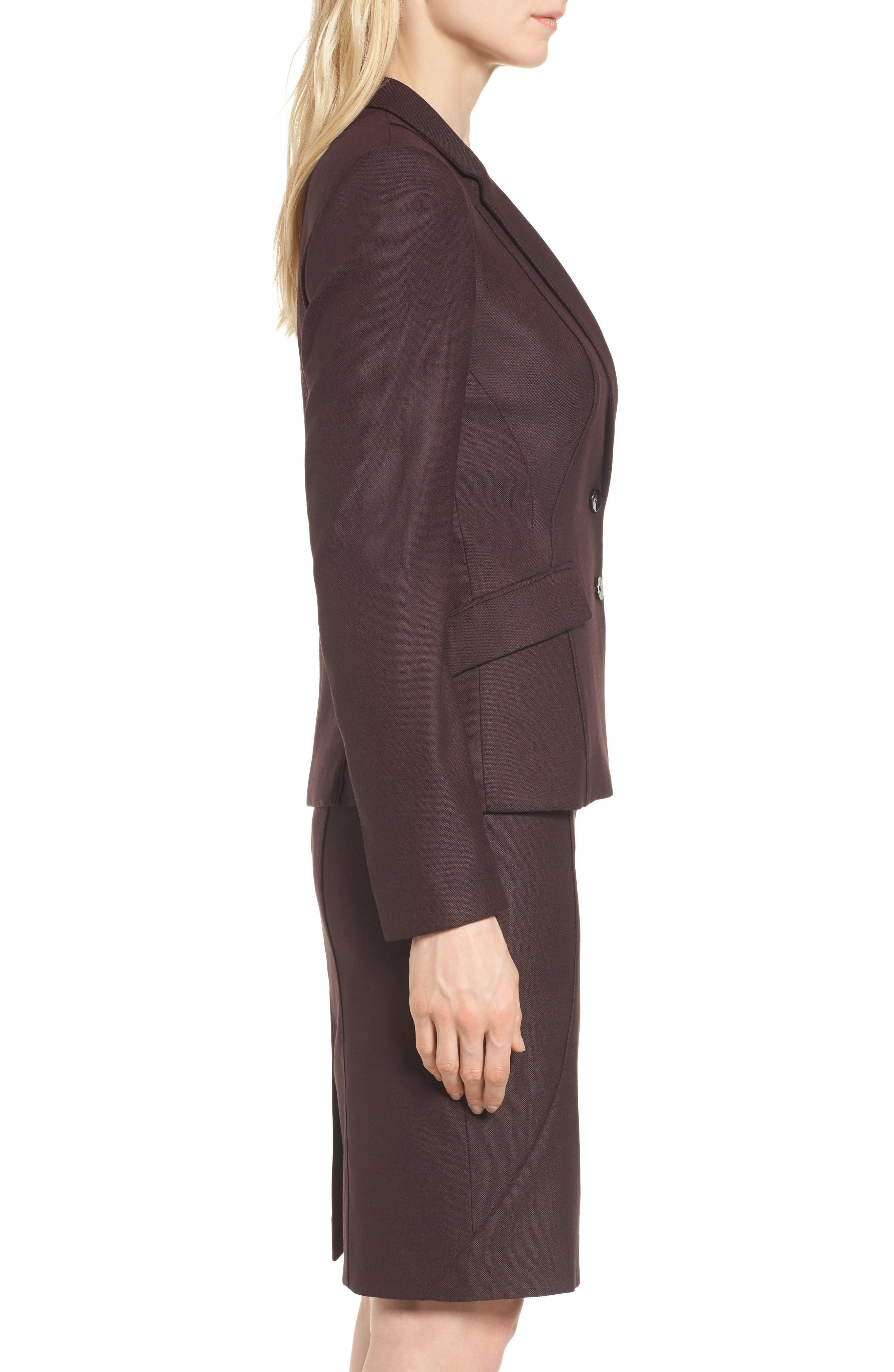 Alternate Image 4  - BOSS Jenesa Suit Jacket