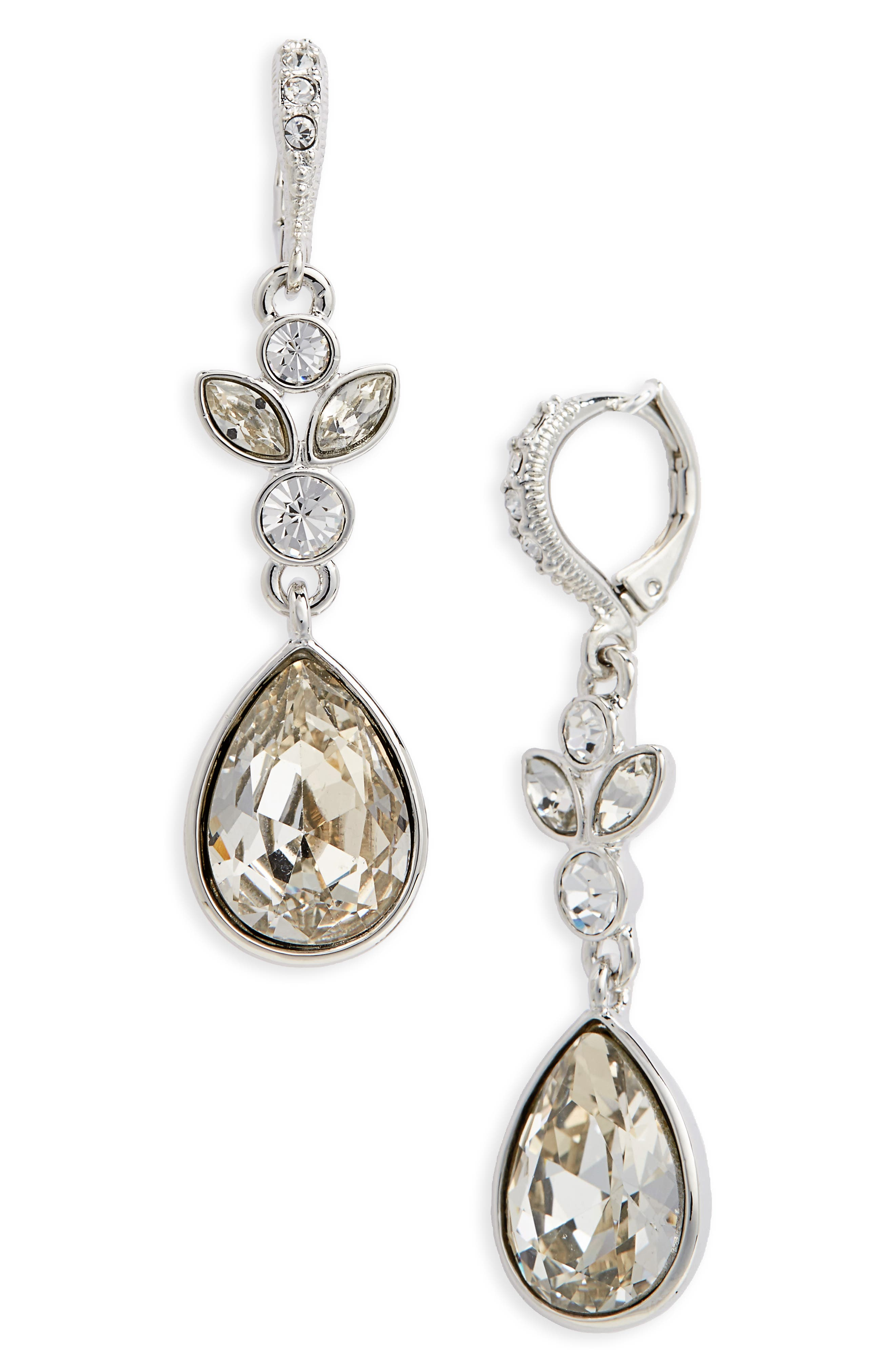Givenchy Sydney Teardrop Earrings