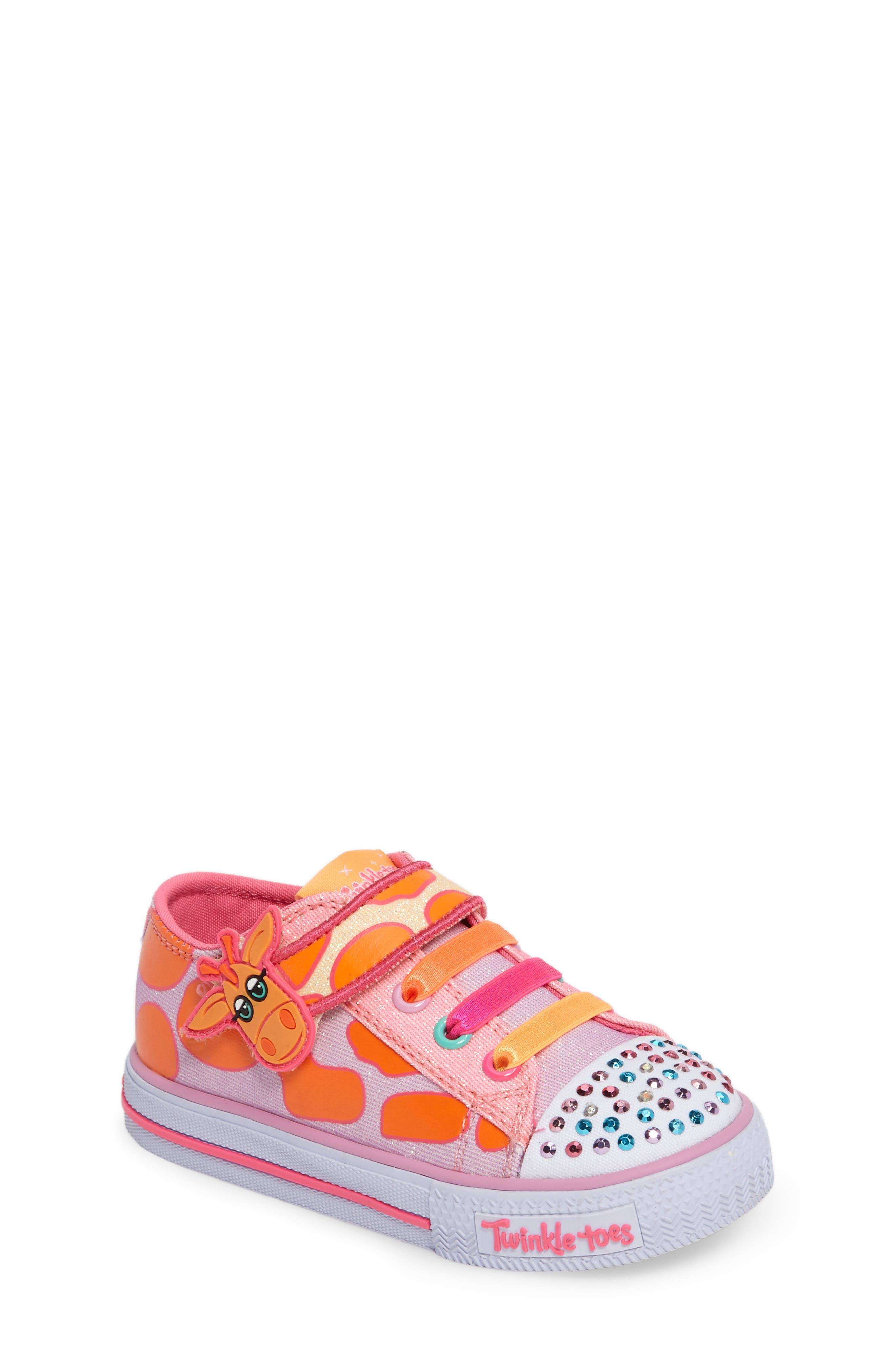 SKECHERS Shuffles - Party Pets Sneaker