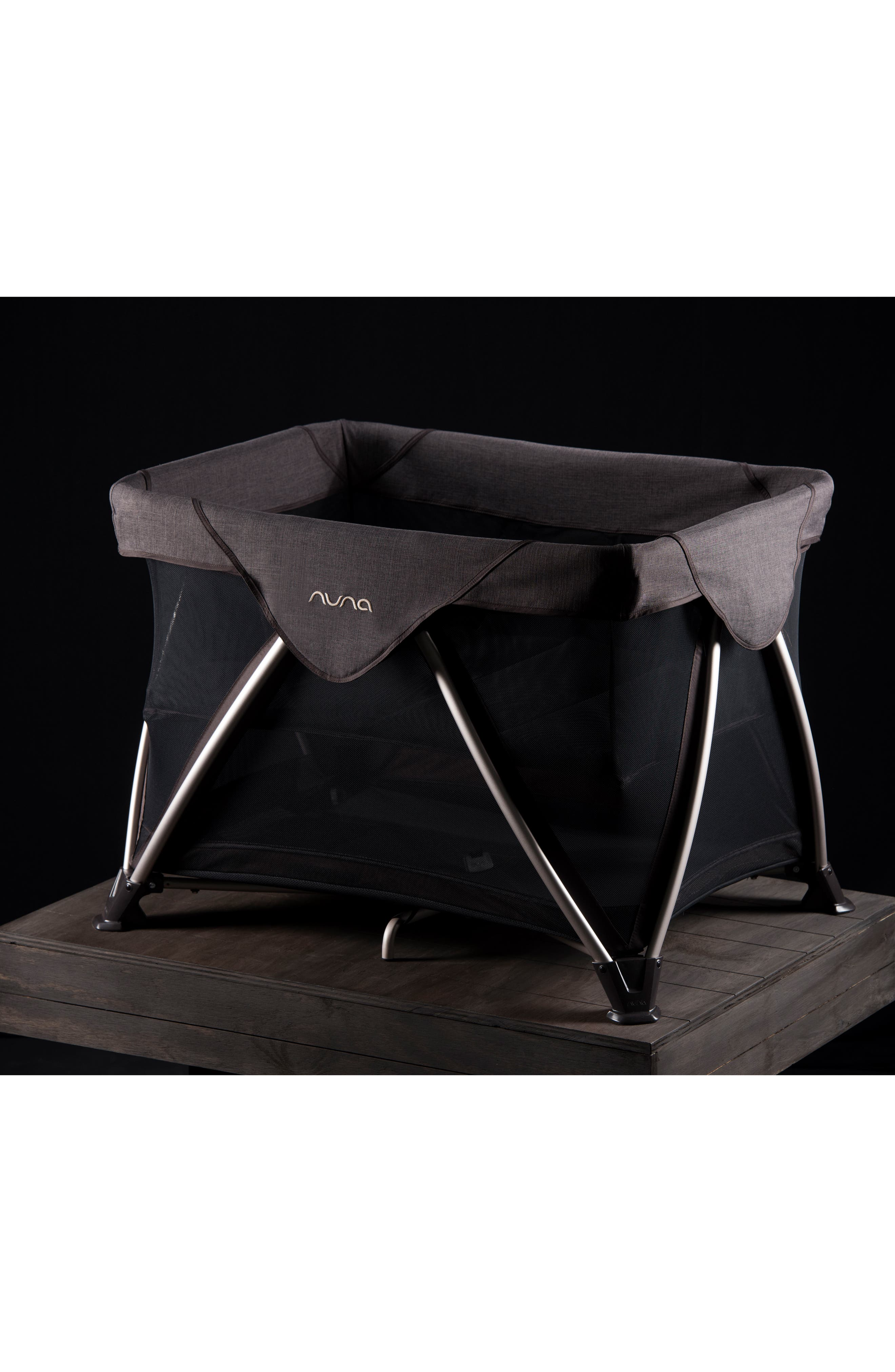 Alternate Image 8  - nuna SENA™ Suited Collection Aire Travel Crib