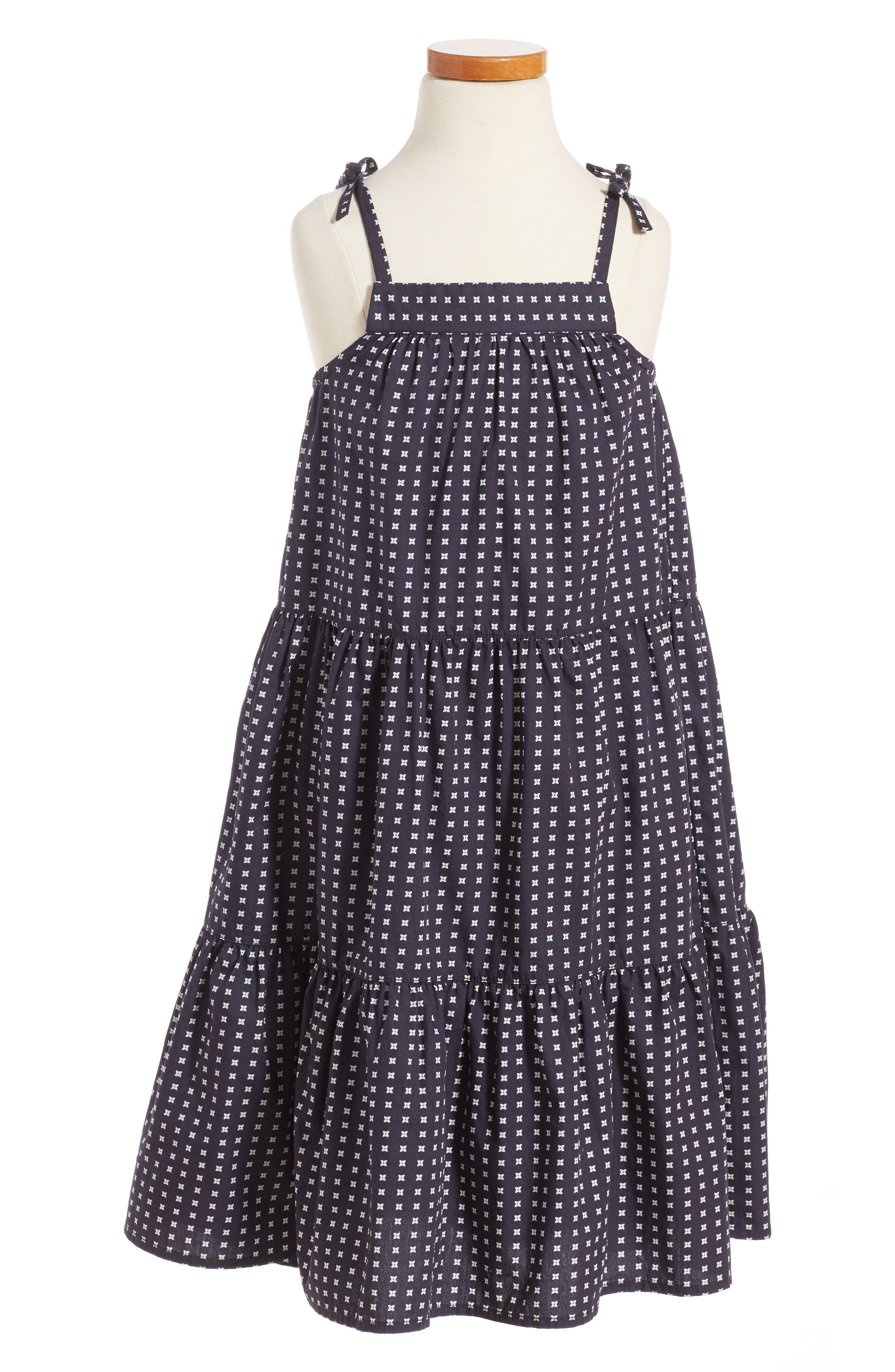Tea Collection Bloomfield Sleeveless Dress (Toddler Girls, Little Girls & Big Girls)