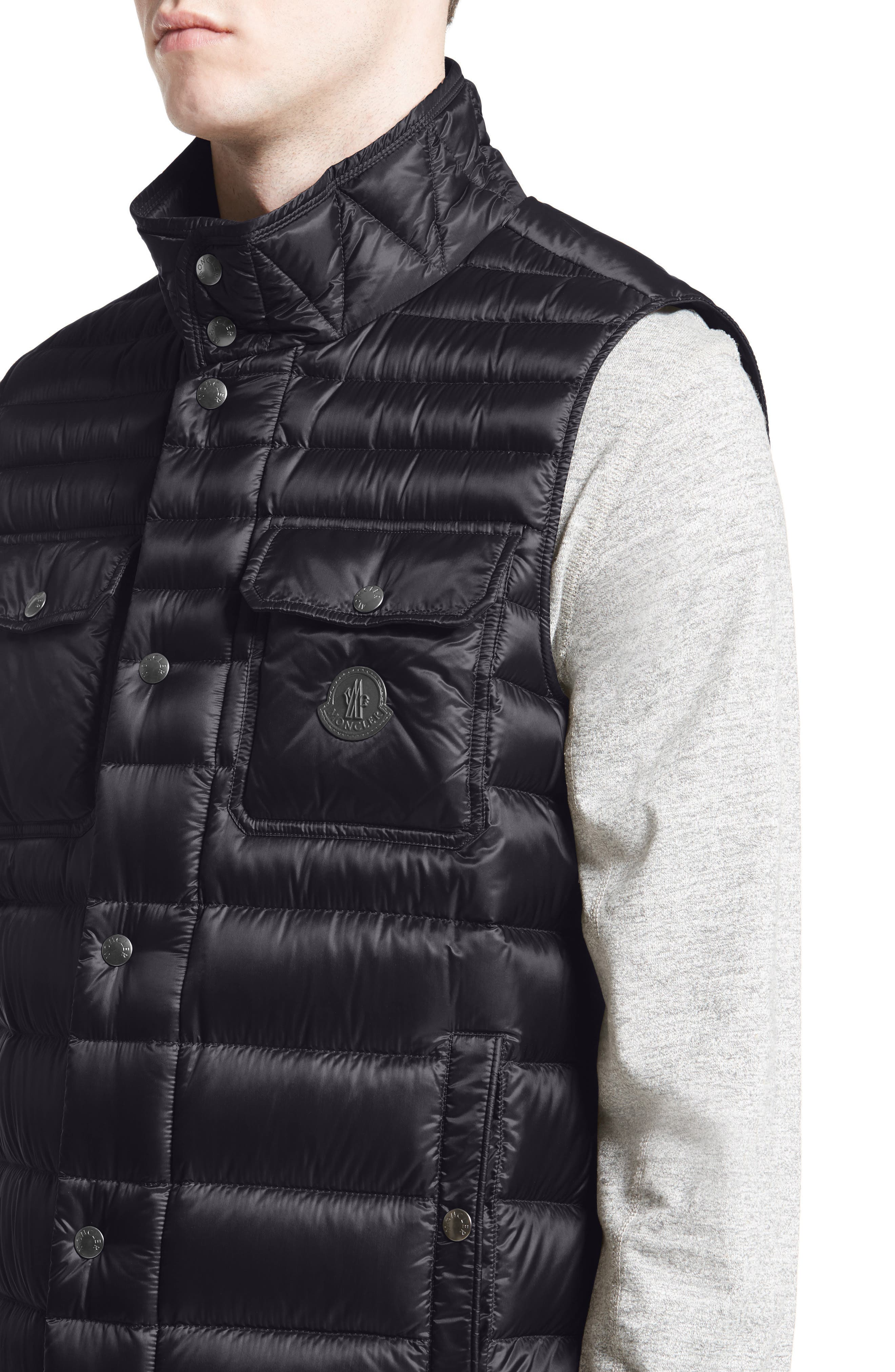 Alternate Image 4  - Moncler Ever Quilted Vest