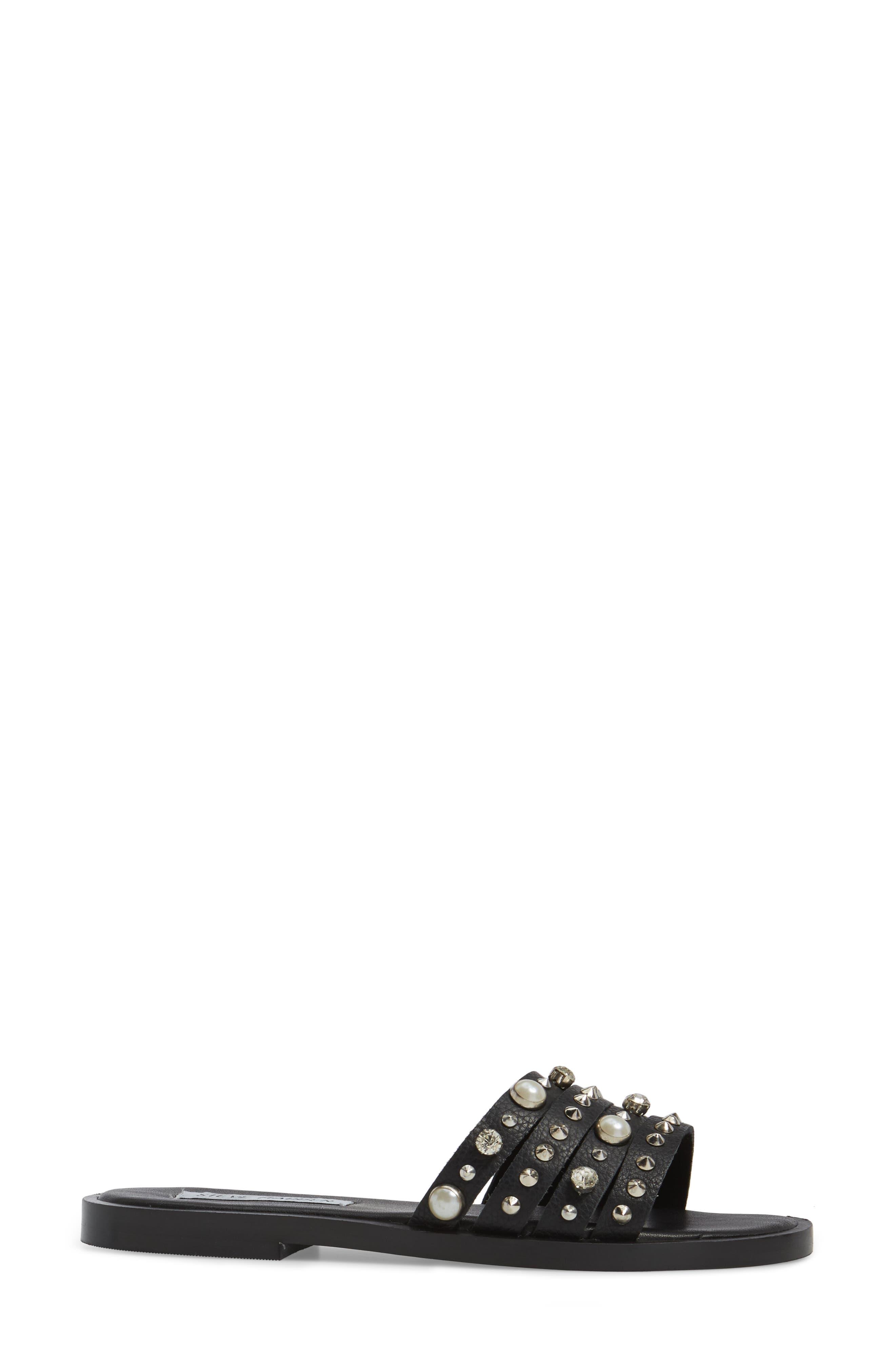Alternate Image 3  - Steve Madden Galaxy Slide Sandal (Women)