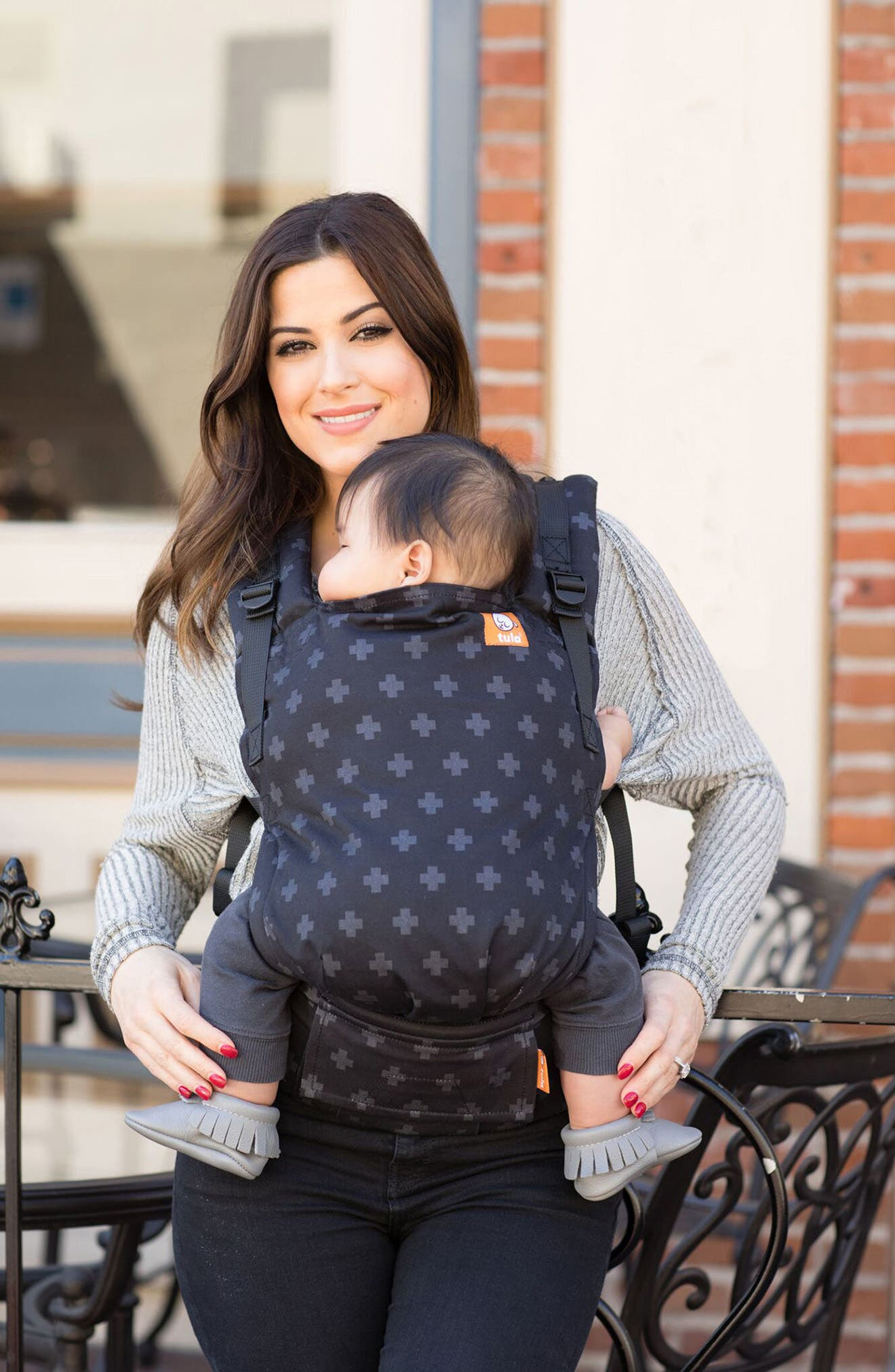 Alternate Image 4  - Baby Tula Free-to-Grow Baby Carrier (Nordstrom Exclusive)