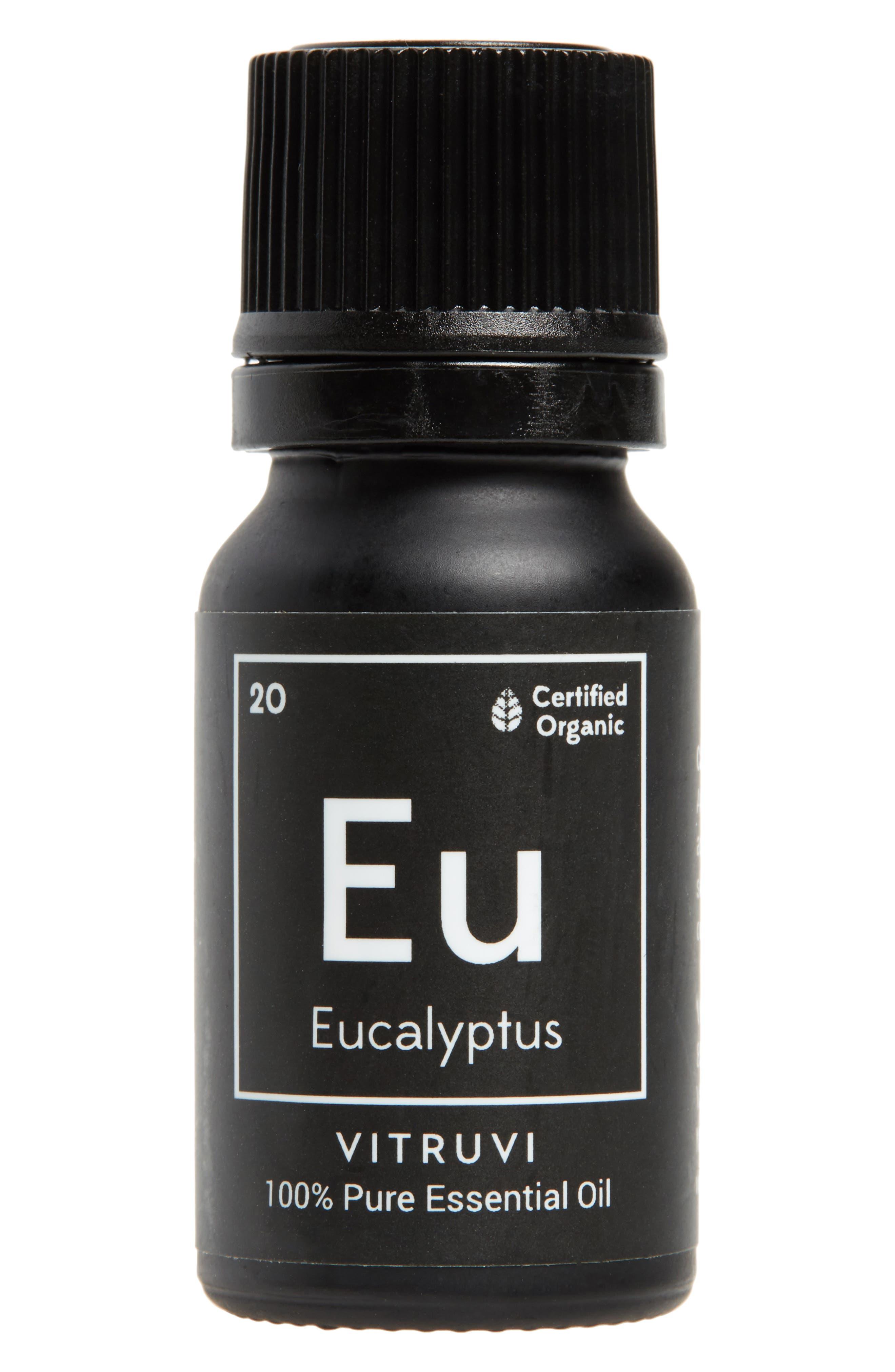 Eucalyptus Essential Oil,                         Main,                         color, None