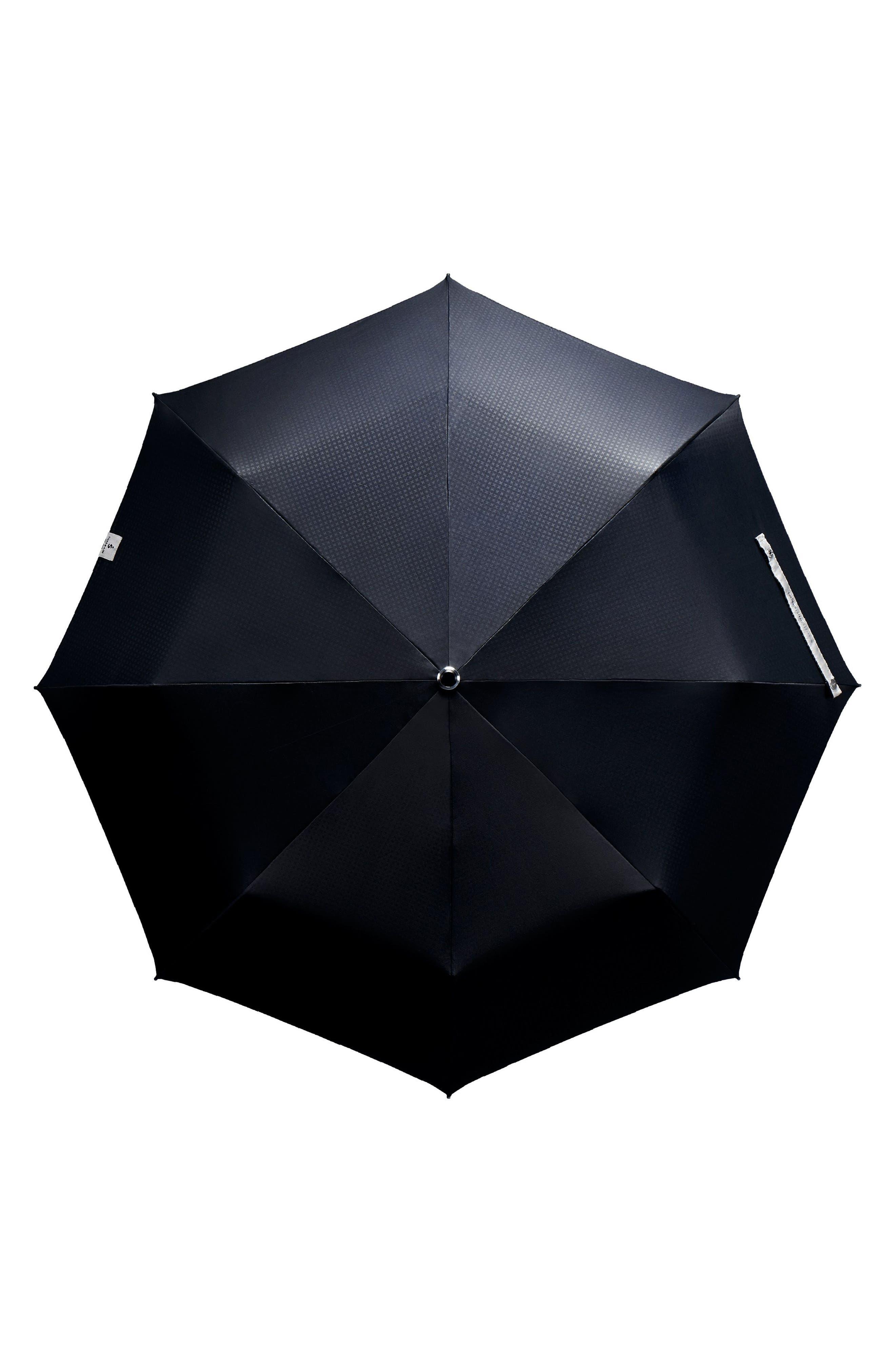 Alternate Image 3  - ShedRain Stratus Auto Open Compact Umbrella