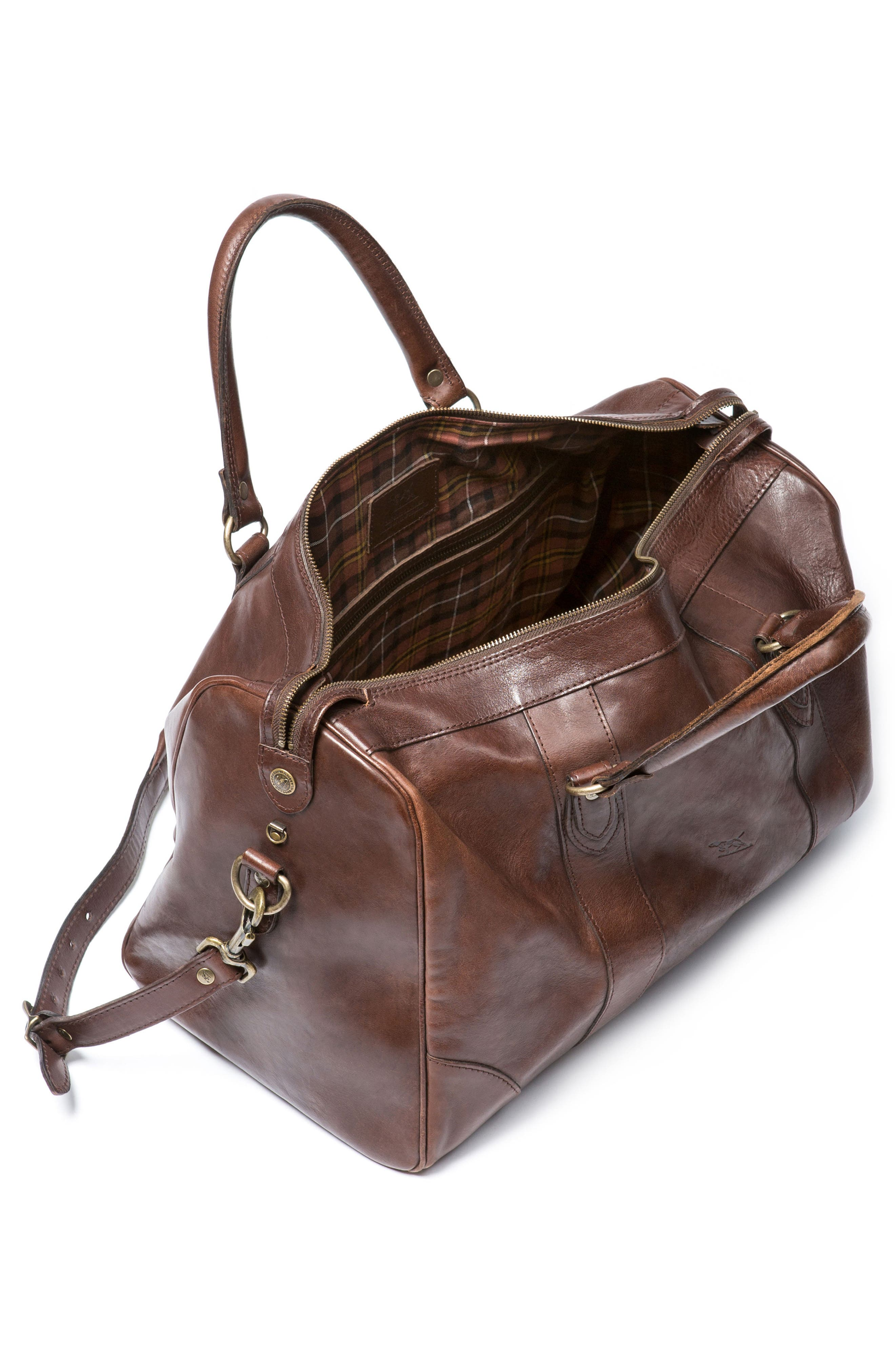 Normanby Duffel Bag,                             Alternate thumbnail 2, color,                             Cocoa