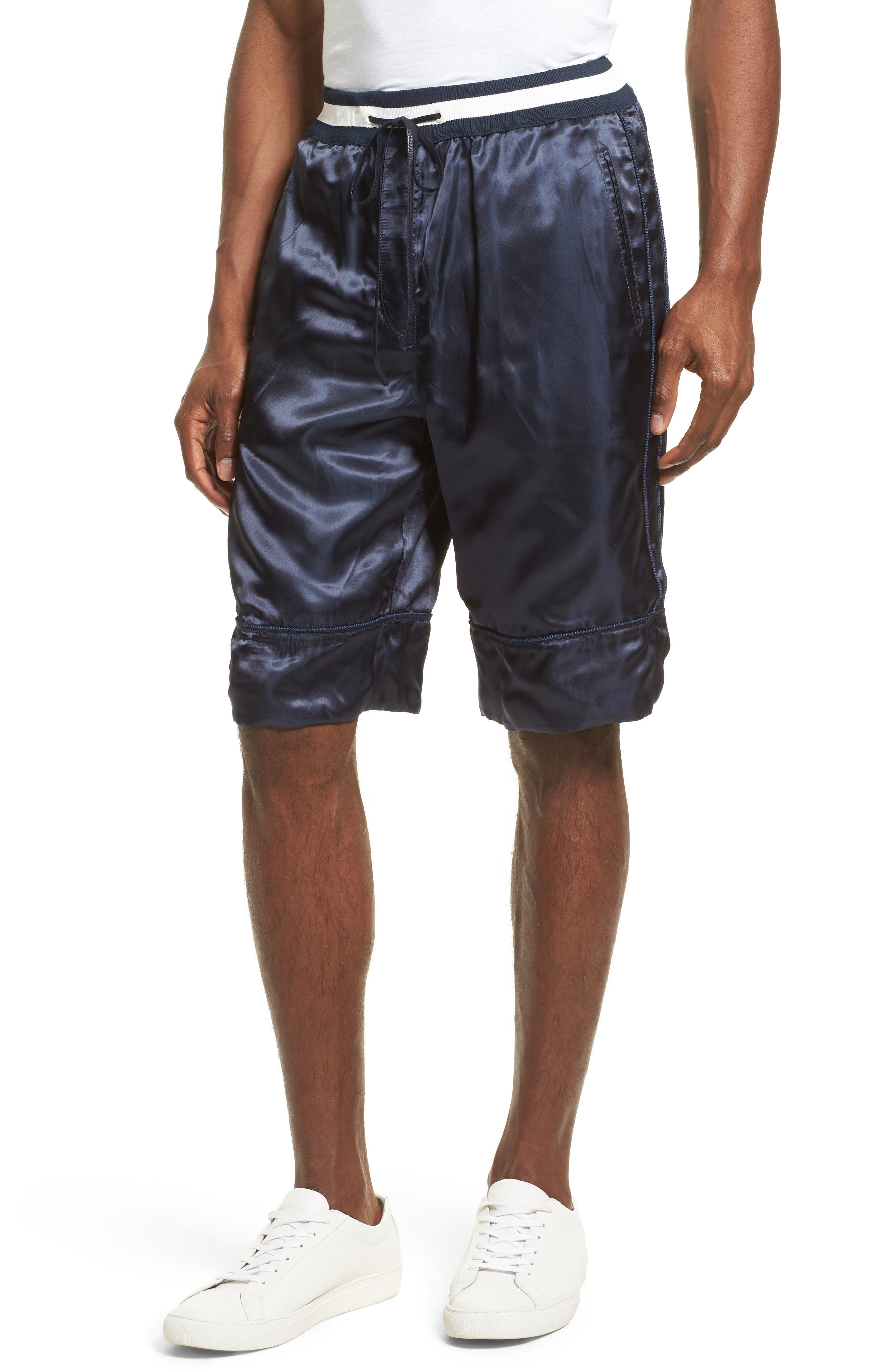 Alternate Image 4  - 3.1 Phillip Lim Reversible Elastic Waist Shorts