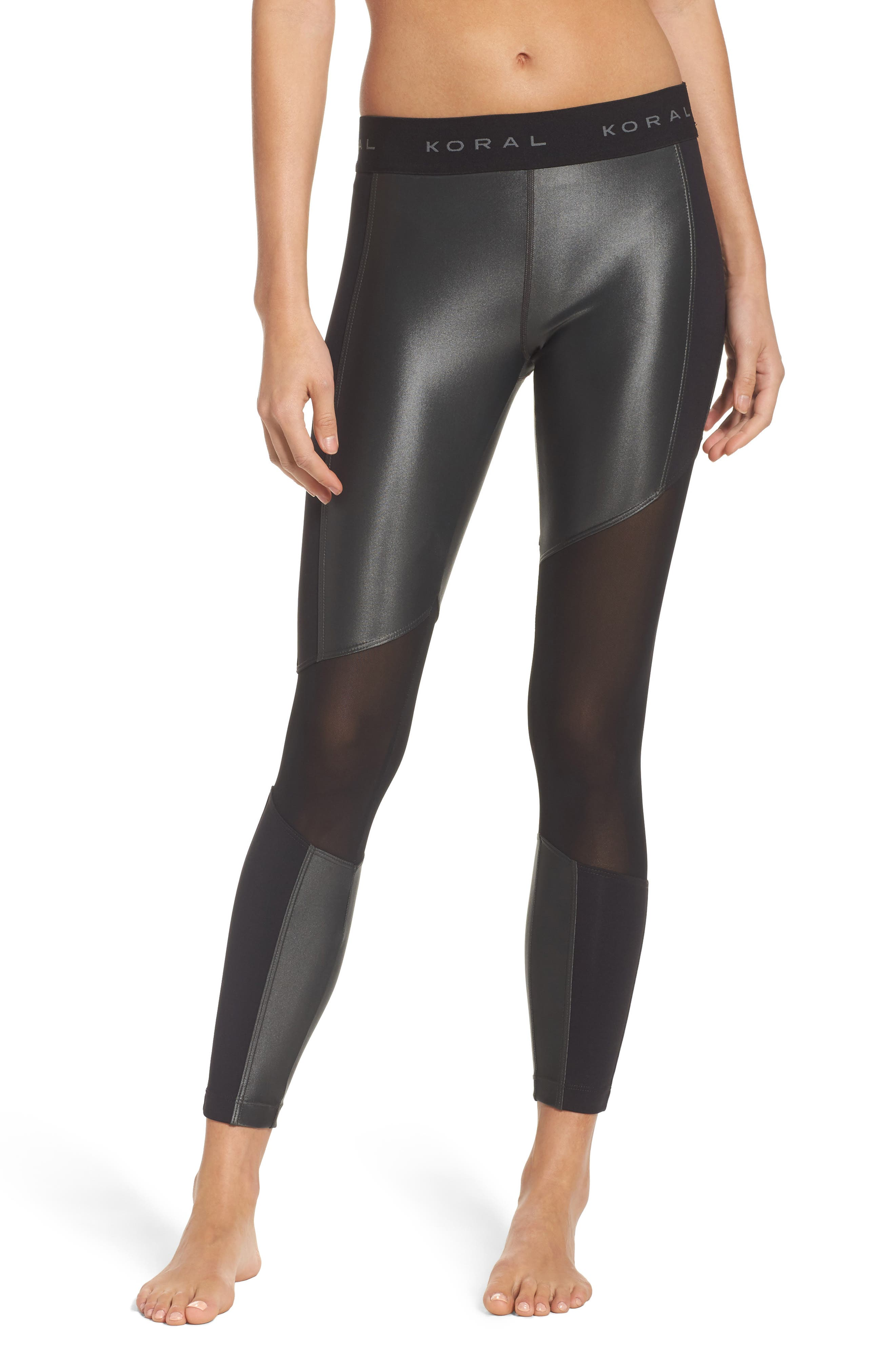 Alternate Image 1 Selected - Koral Restore Leggings