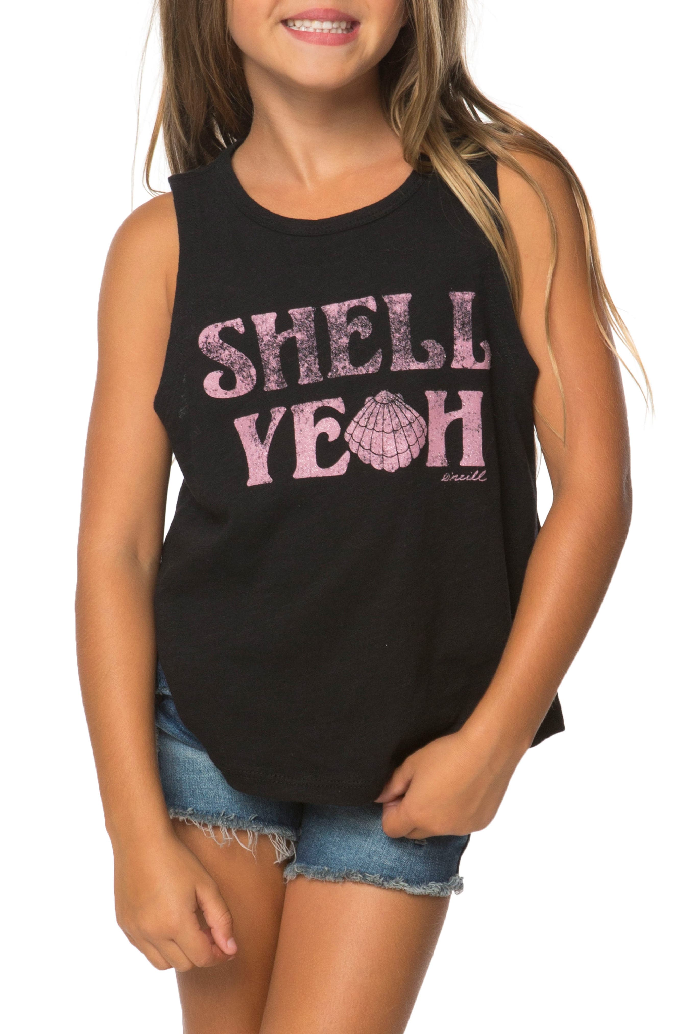 ONEILL Shelly Graphic Tank