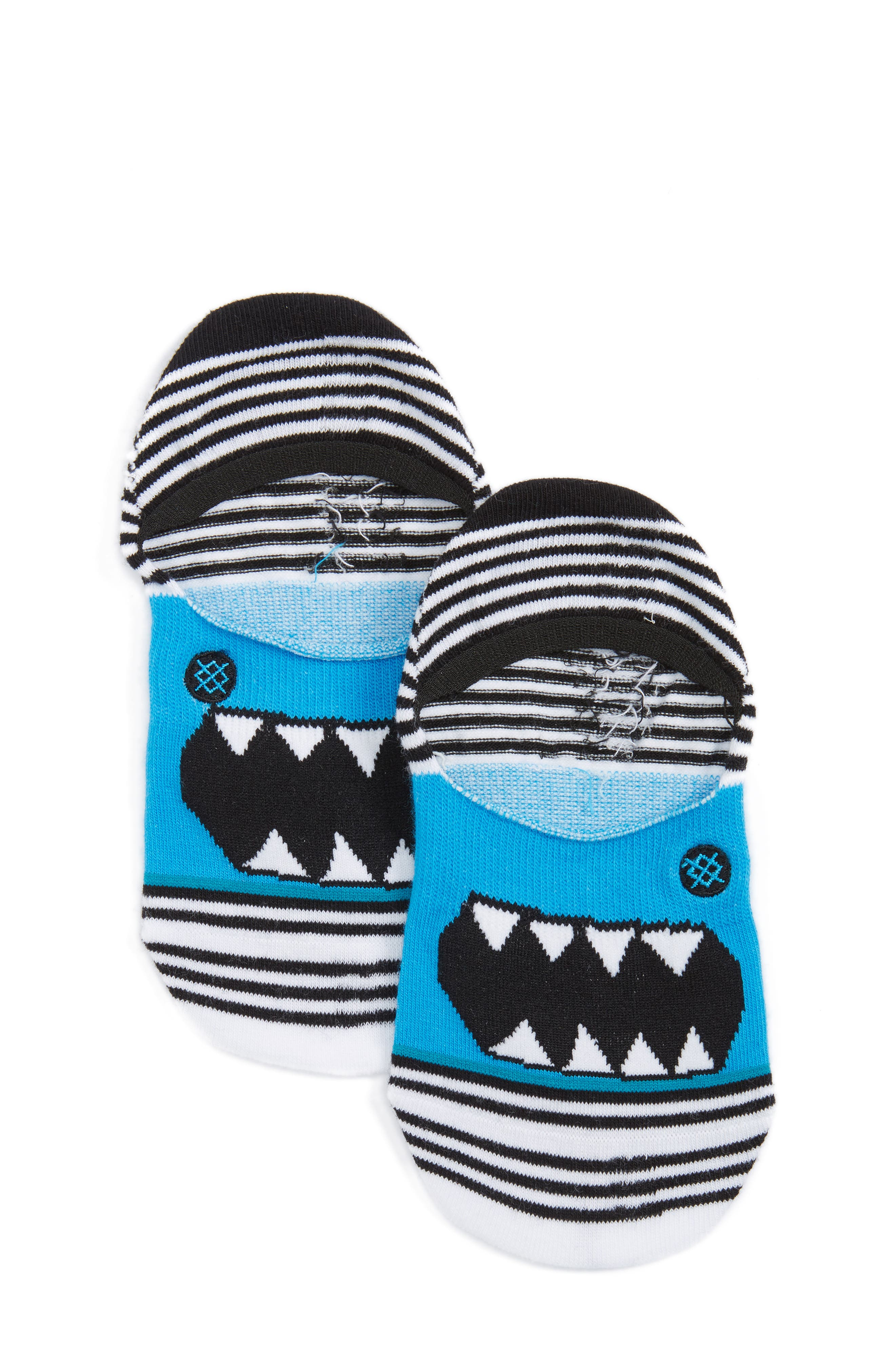 Sully Ankle Socks,                         Main,                         color, Blue