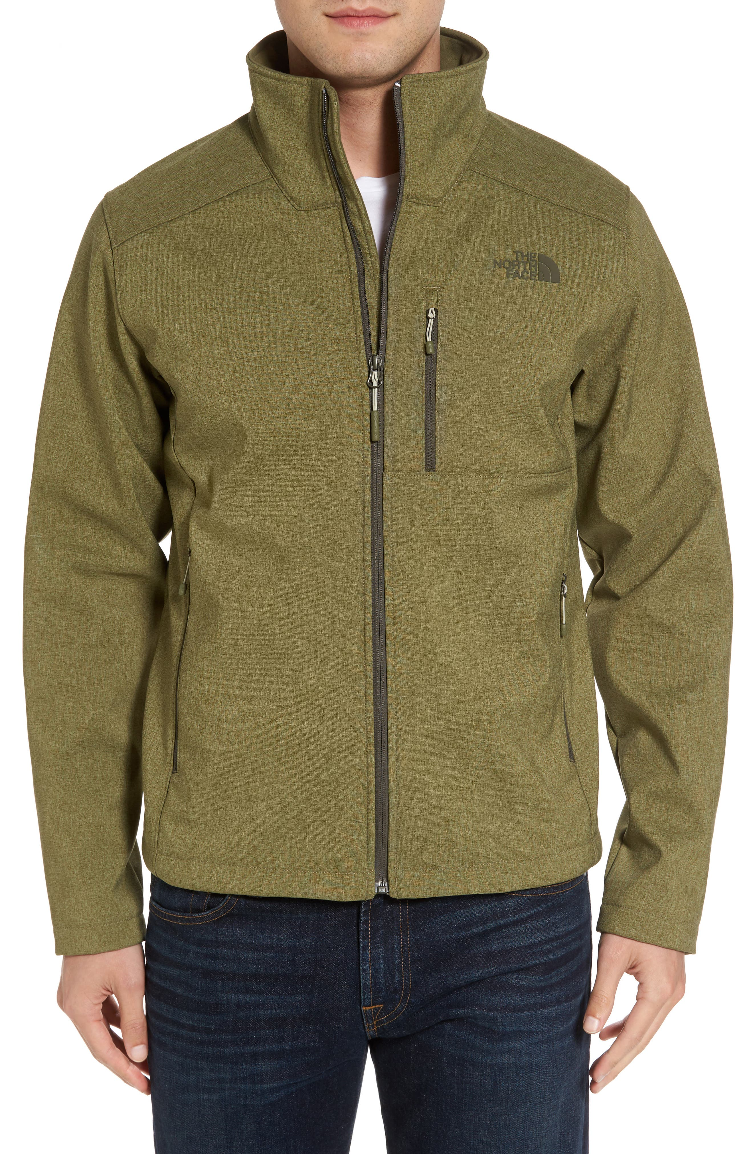 Alternate Image 1 Selected - The North Face 'Apex Bionic 2' Windproof & Water Resistant Soft Shell Jacket