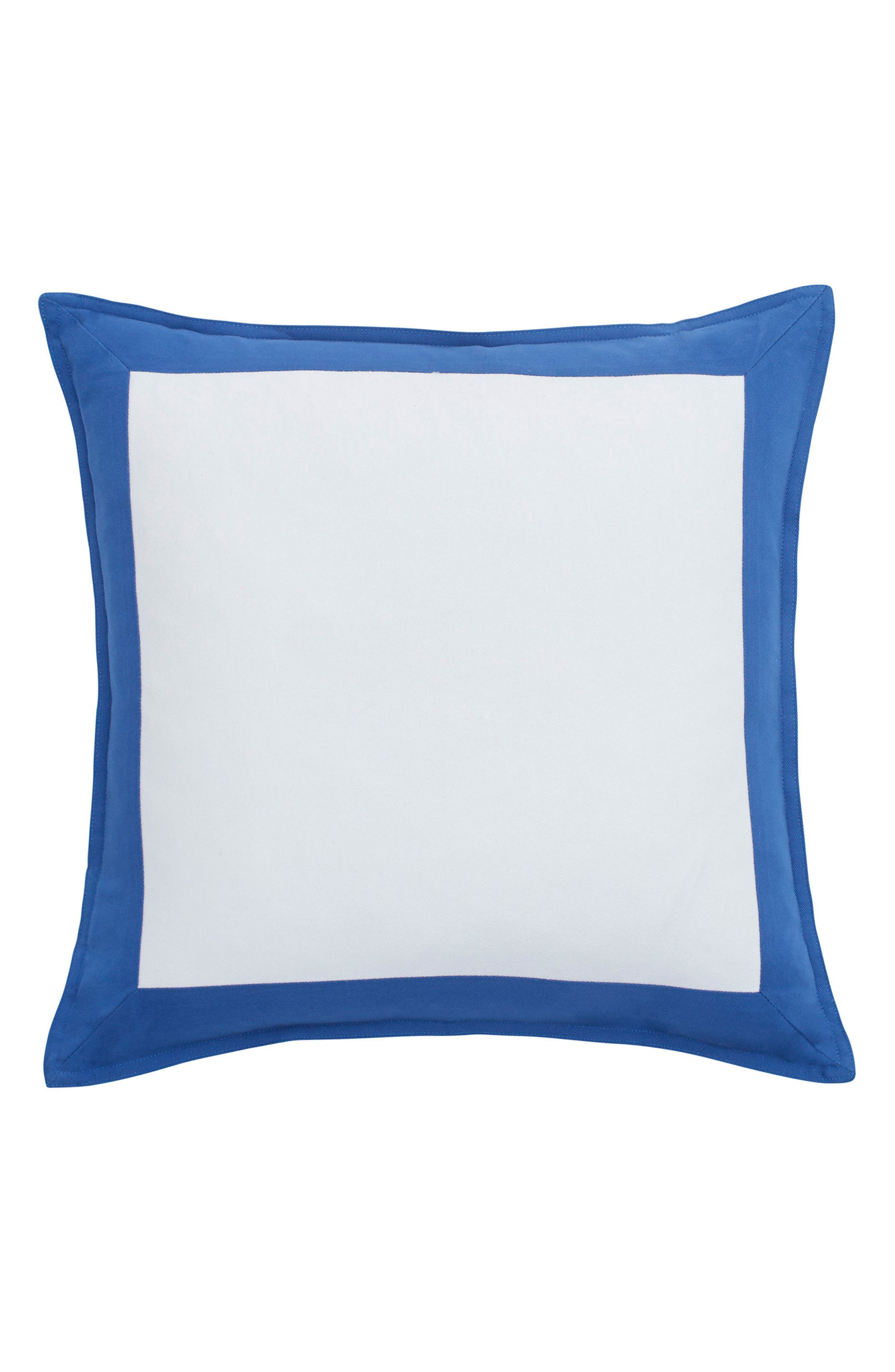 Alternate Image 1 Selected - Southern Tide Skipjack Chino Accent Pillow