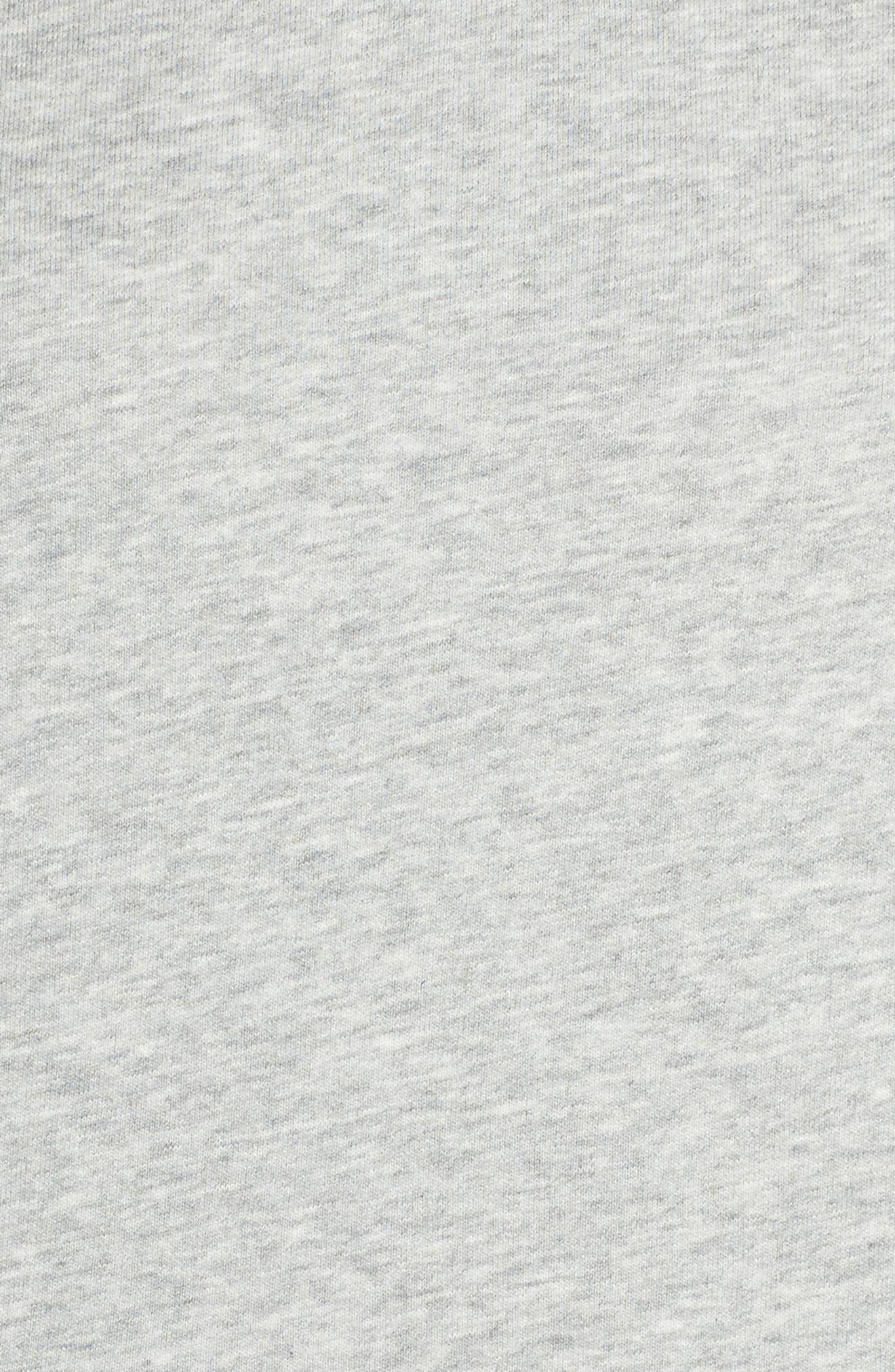 Alternate Image 5  - Calvin Klein Modern Cotton Lounge Hoodie