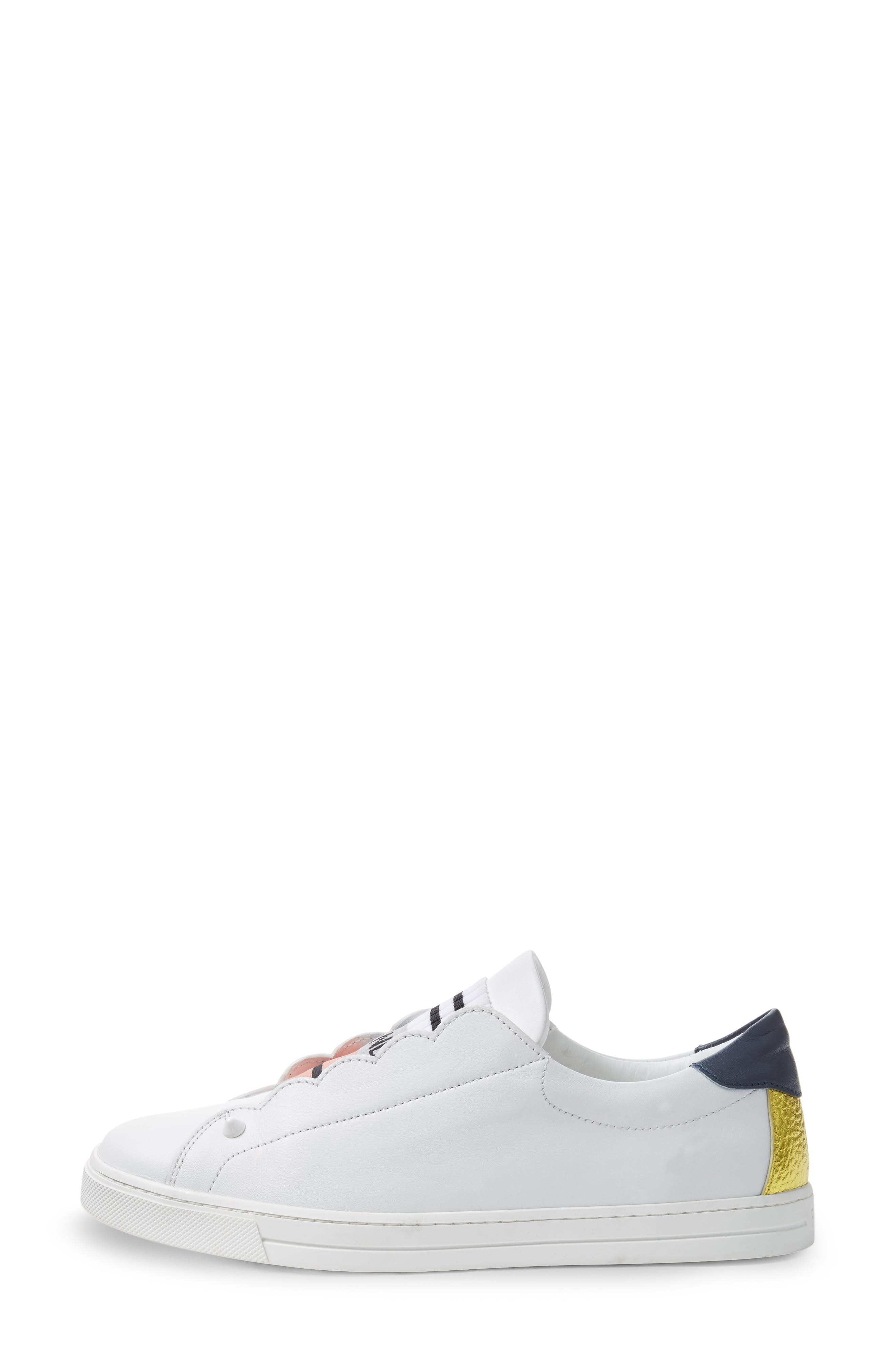 Alternate Image 3  - Fendi Rockoclick Slip-On Sneaker (Women)
