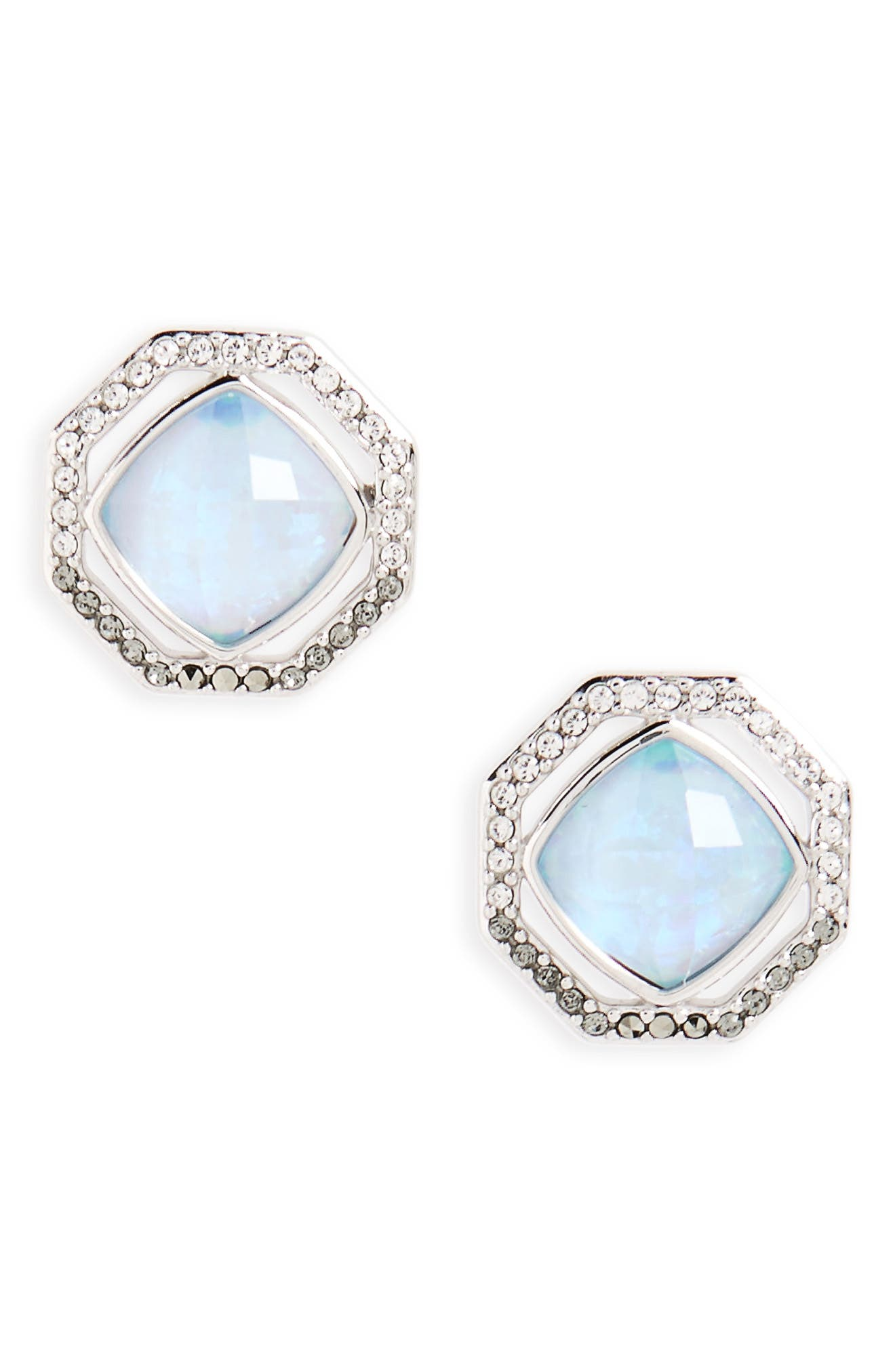 Judith Jack Paradise Stud Earrings