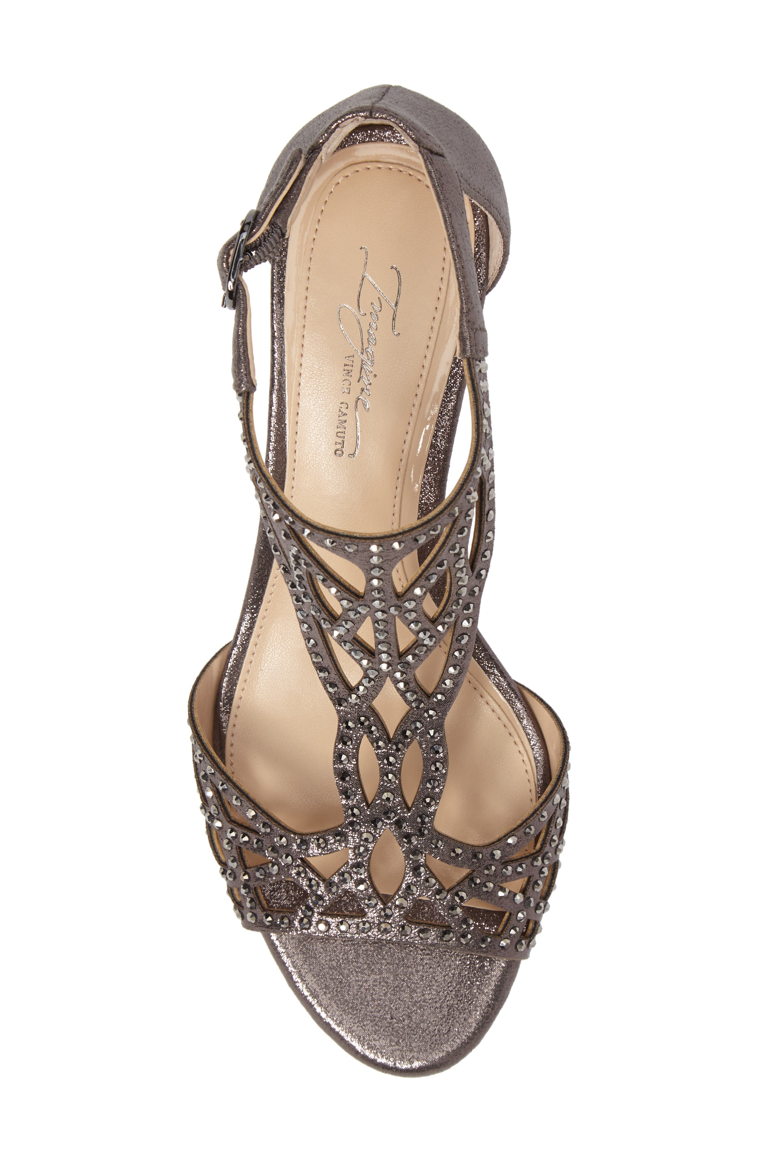 Alternate Image 5  - Imagine by Vince Camuto 'Jalen' Wedge Sandal (Women)