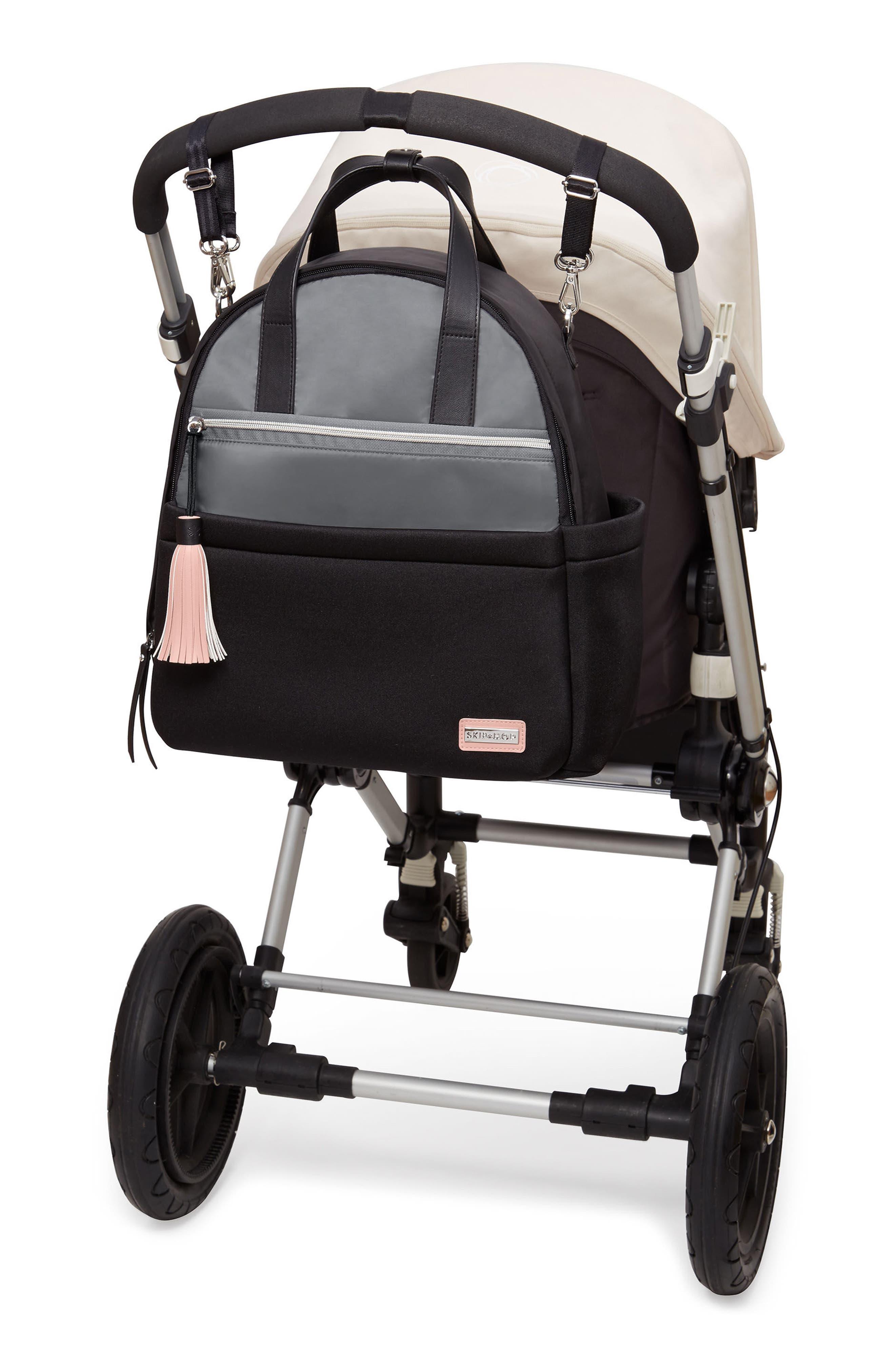 Alternate Image 4  - Skip Hop Nolita Neoprene Diaper Backpack