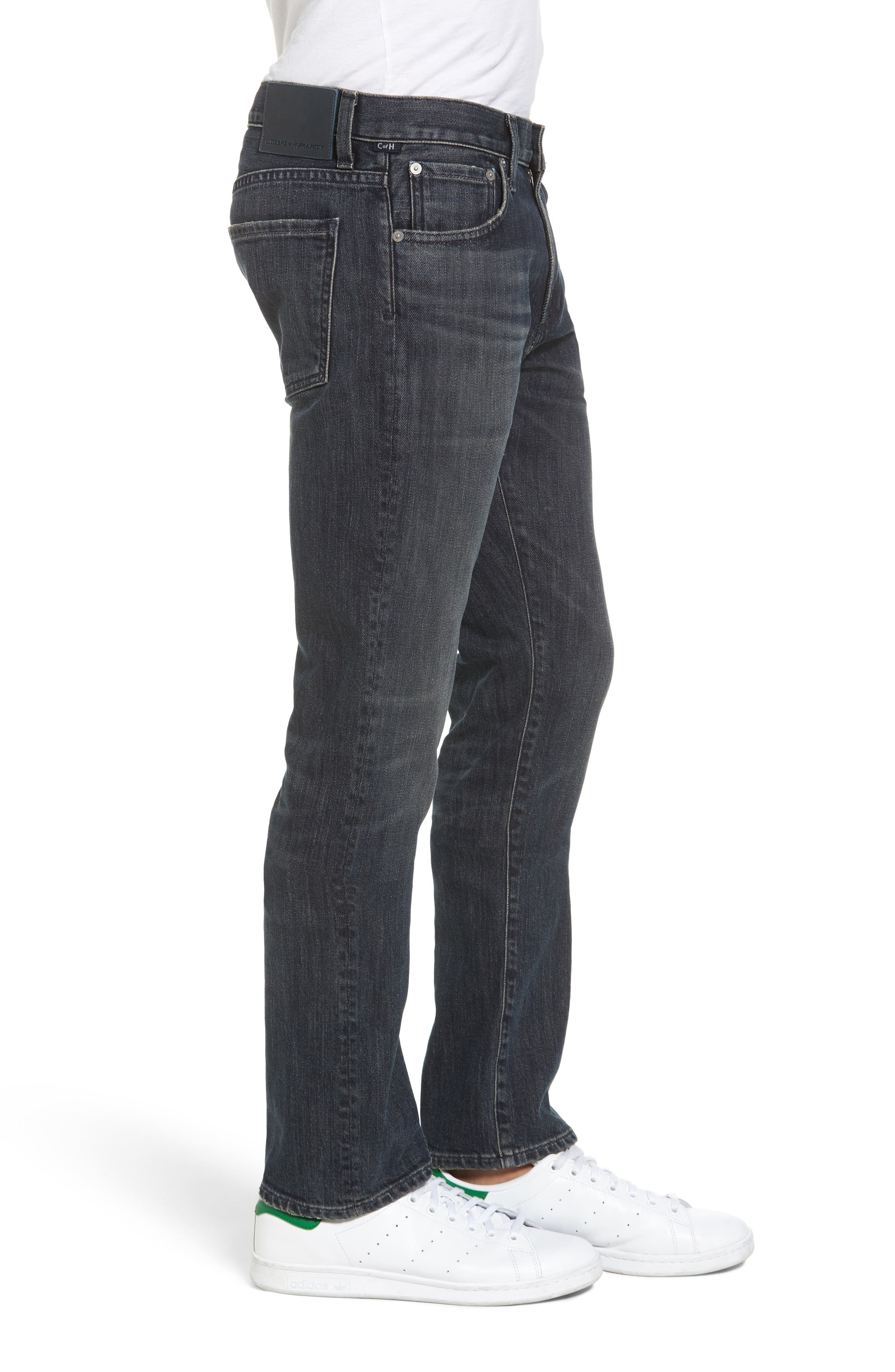 Alternate Image 3  - Citizens of Humanity Gage Slim Straight Leg Jeans (Sycamore)