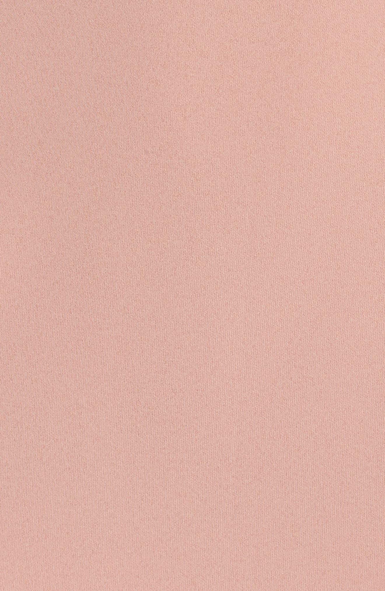 Alternate Image 6  - Bardot 'Solange' Off the Shoulder Midi Dress