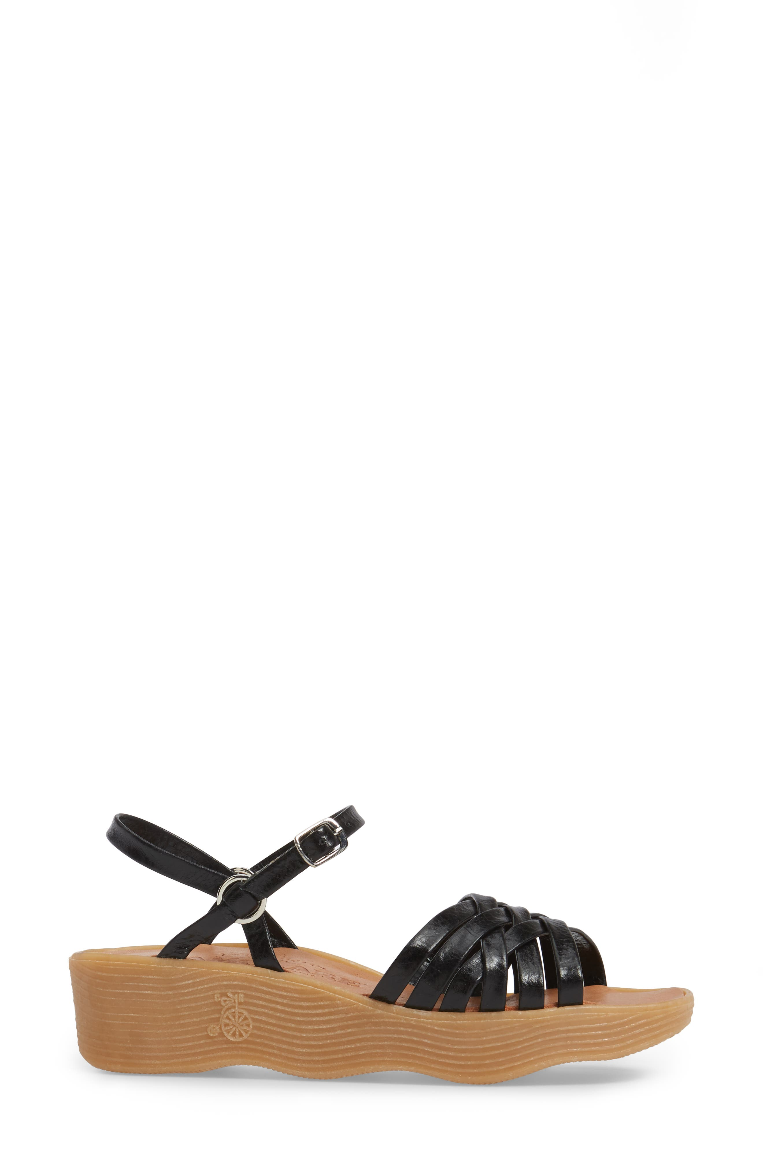 Alternate Image 3  - Famolare Strappy Camper Sandal (Women)