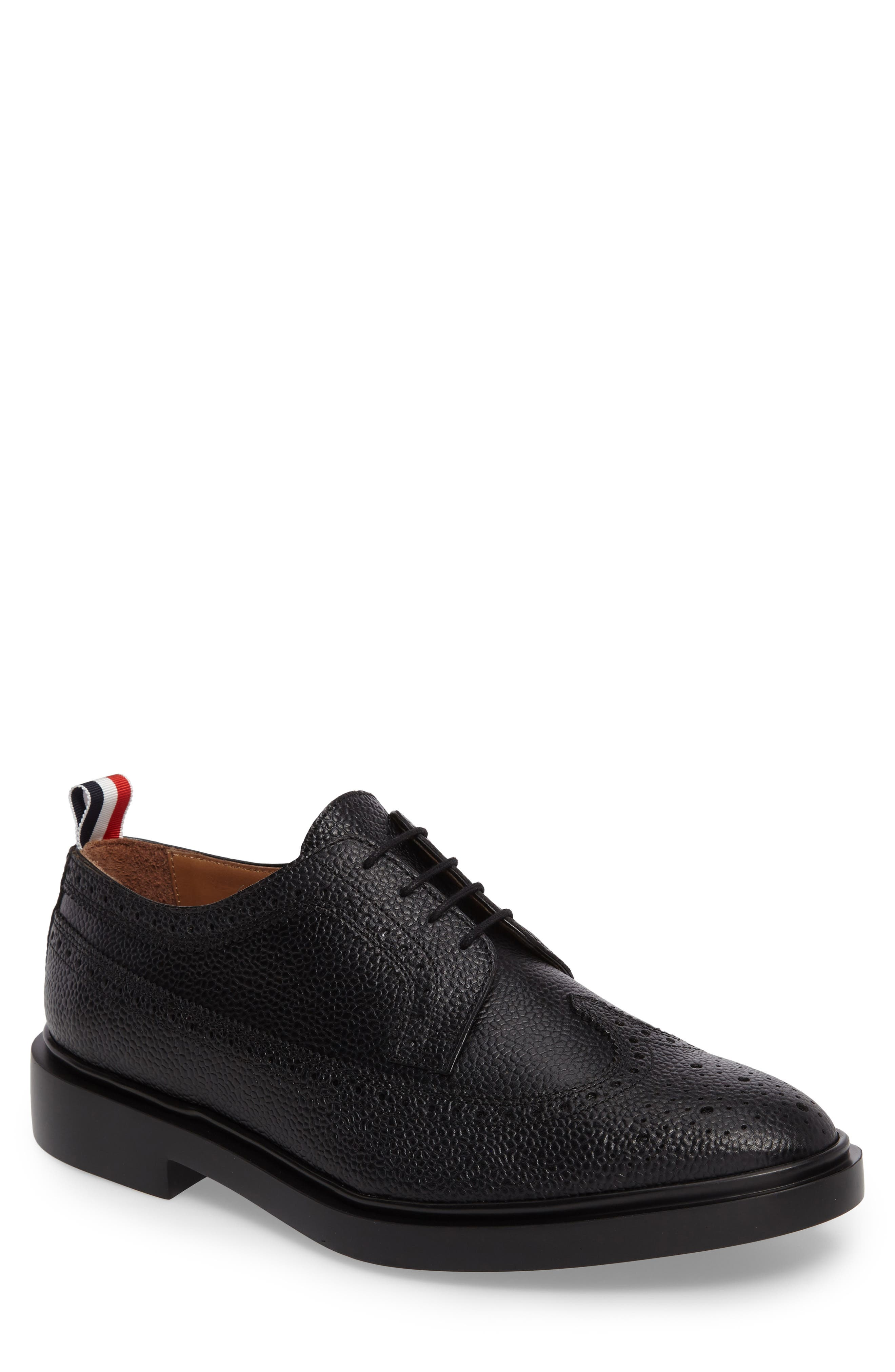 Main Image - Thom Browne Longwing Derby (Men)