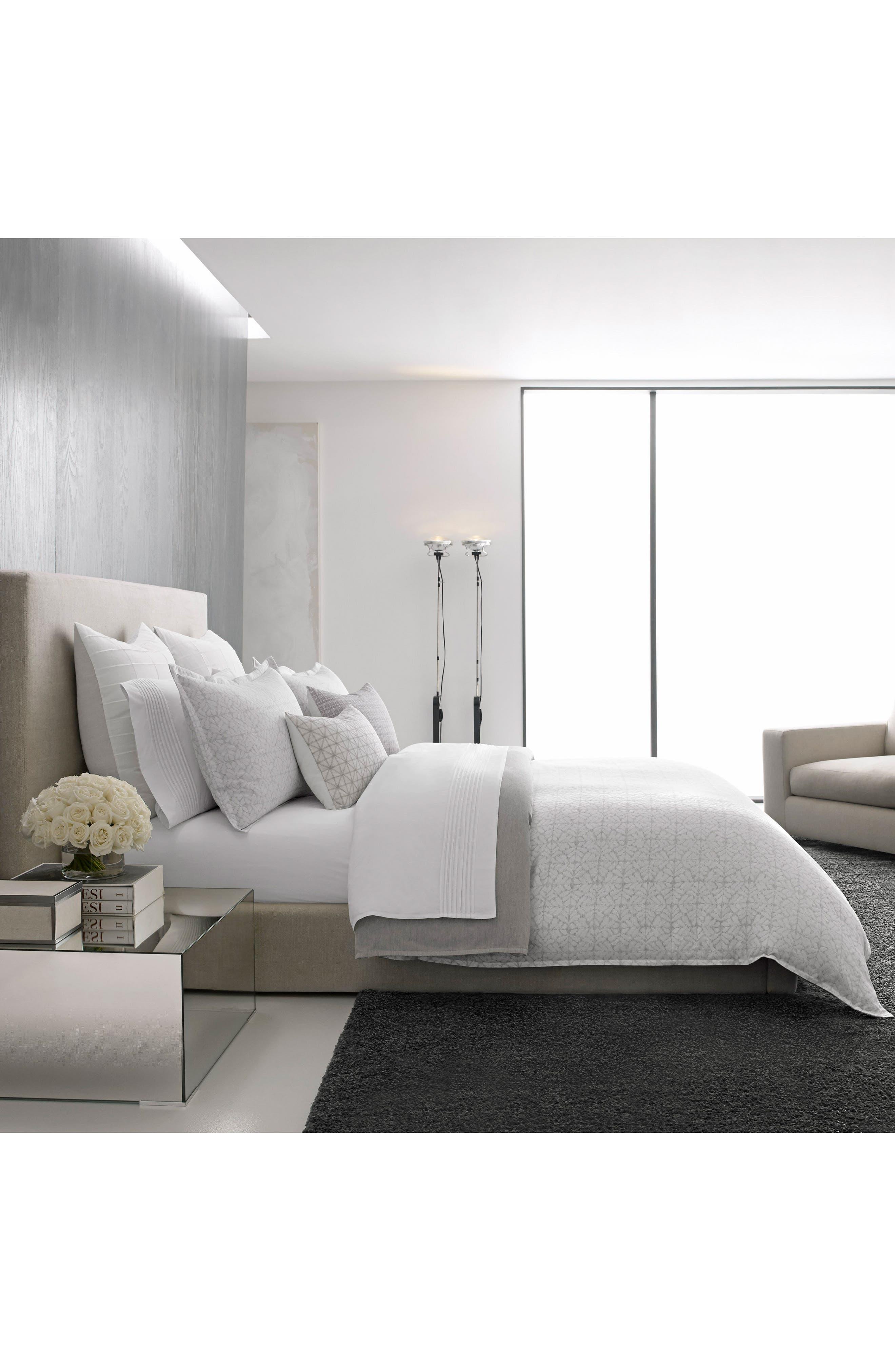 Alternate Image 3  - Vera Wang Mirrored Breakfast Accent Pillow