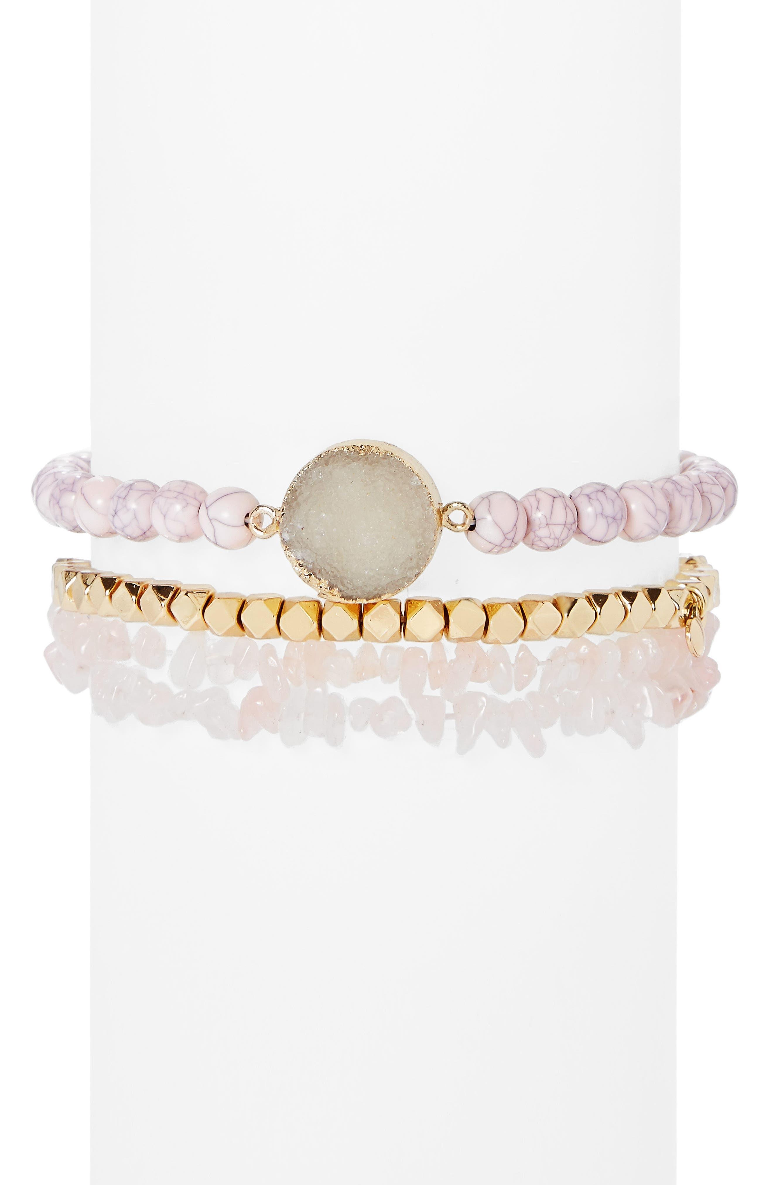 BAUBLEBAR Marissa Set of Two Bracelets