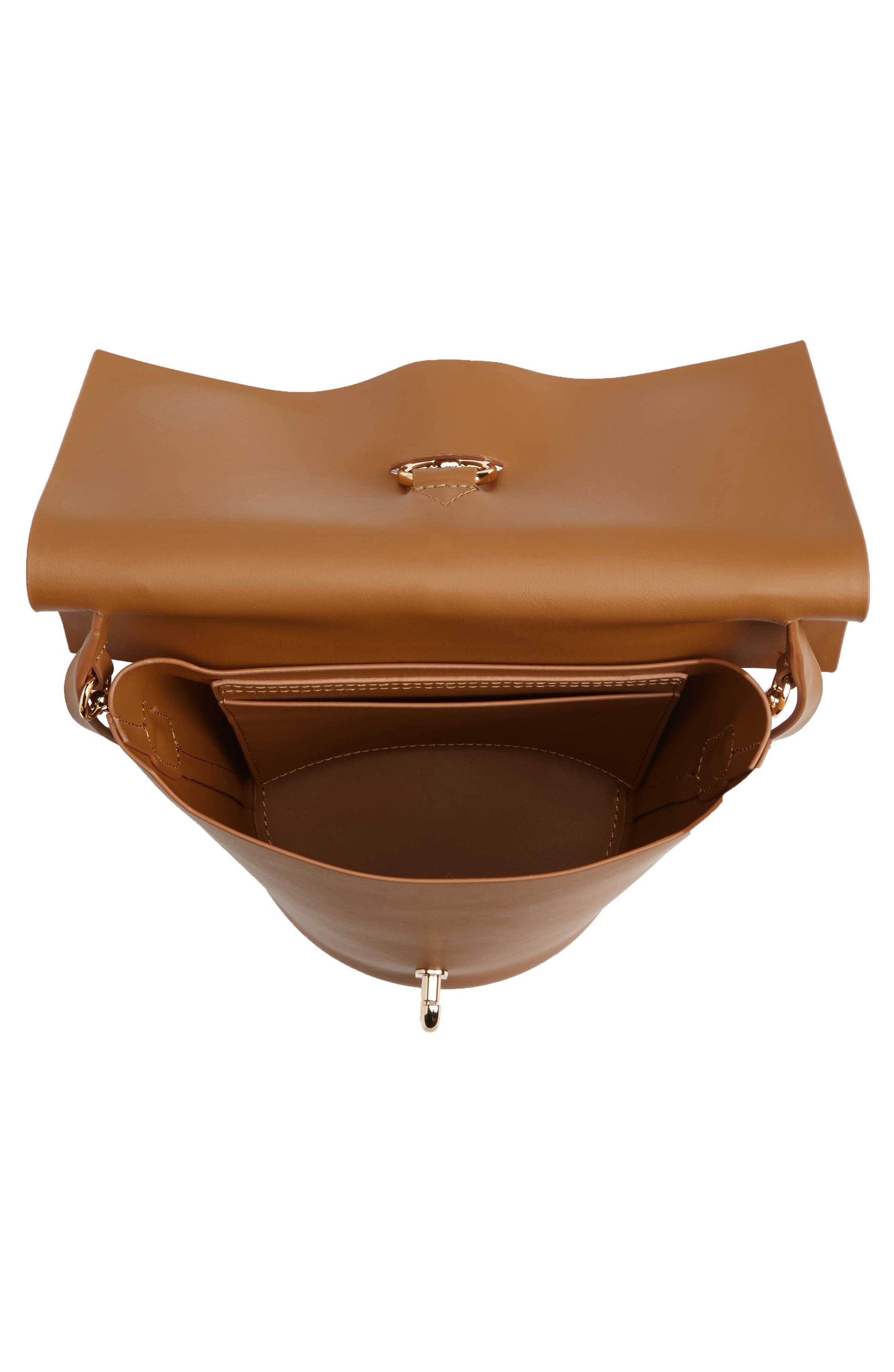 Alternate Image 3  - ZAC Zac Posen Belay Leather Crossbody Bag