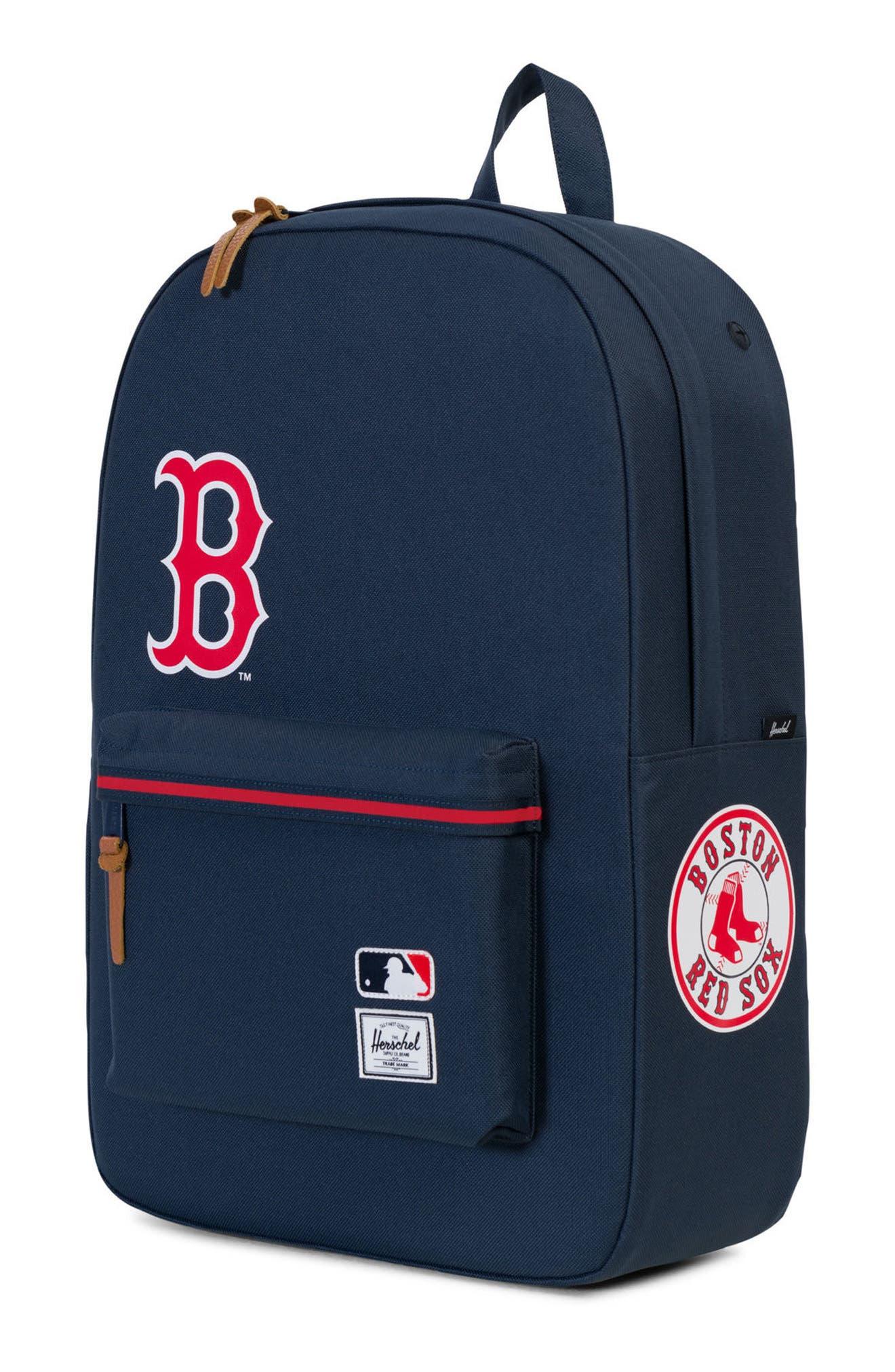 Alternate Image 4  - Herschel Supply Co. Heritage Boston Red Sox Backpack