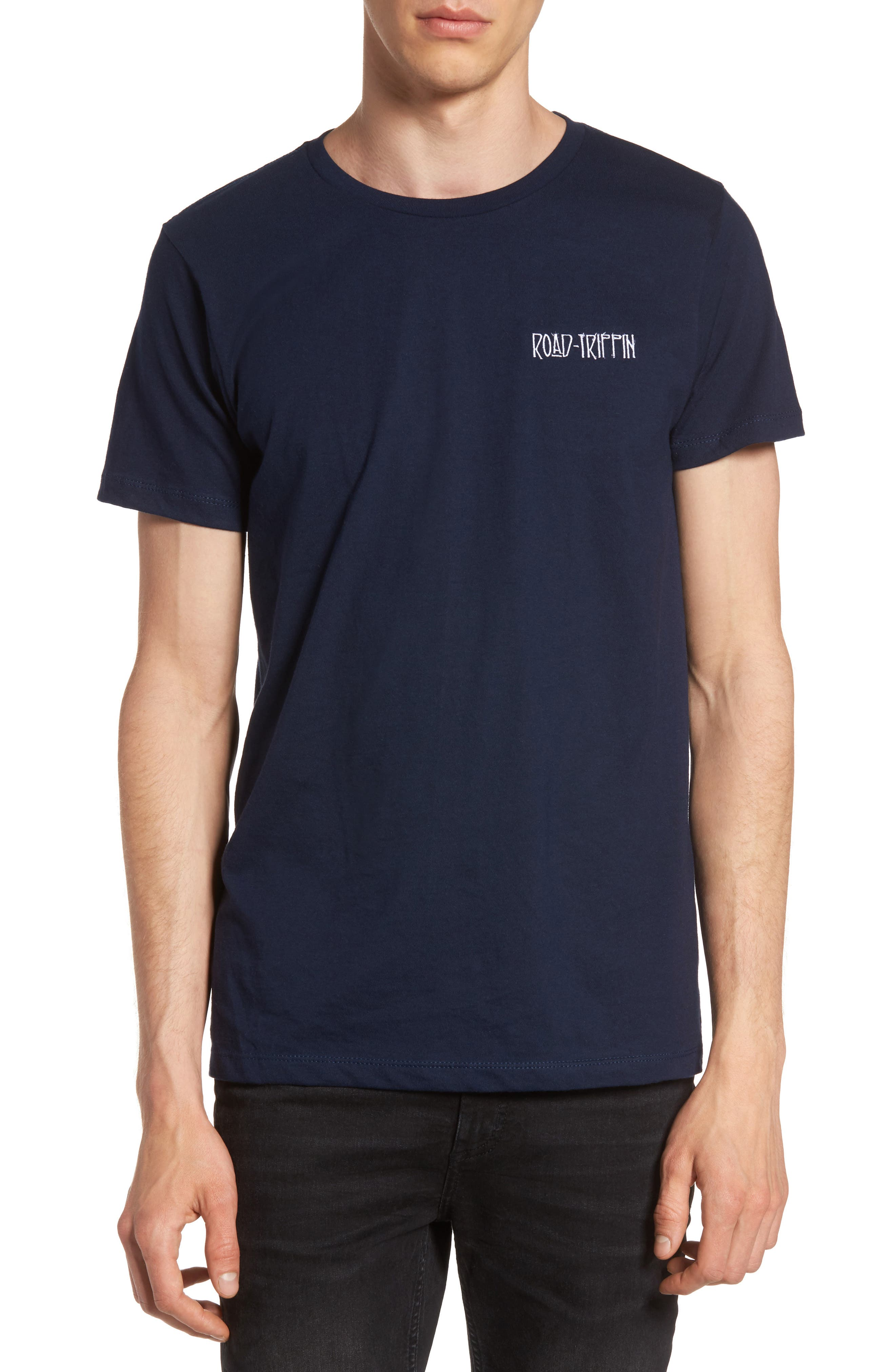 The Rail Embroidered T-Shirt