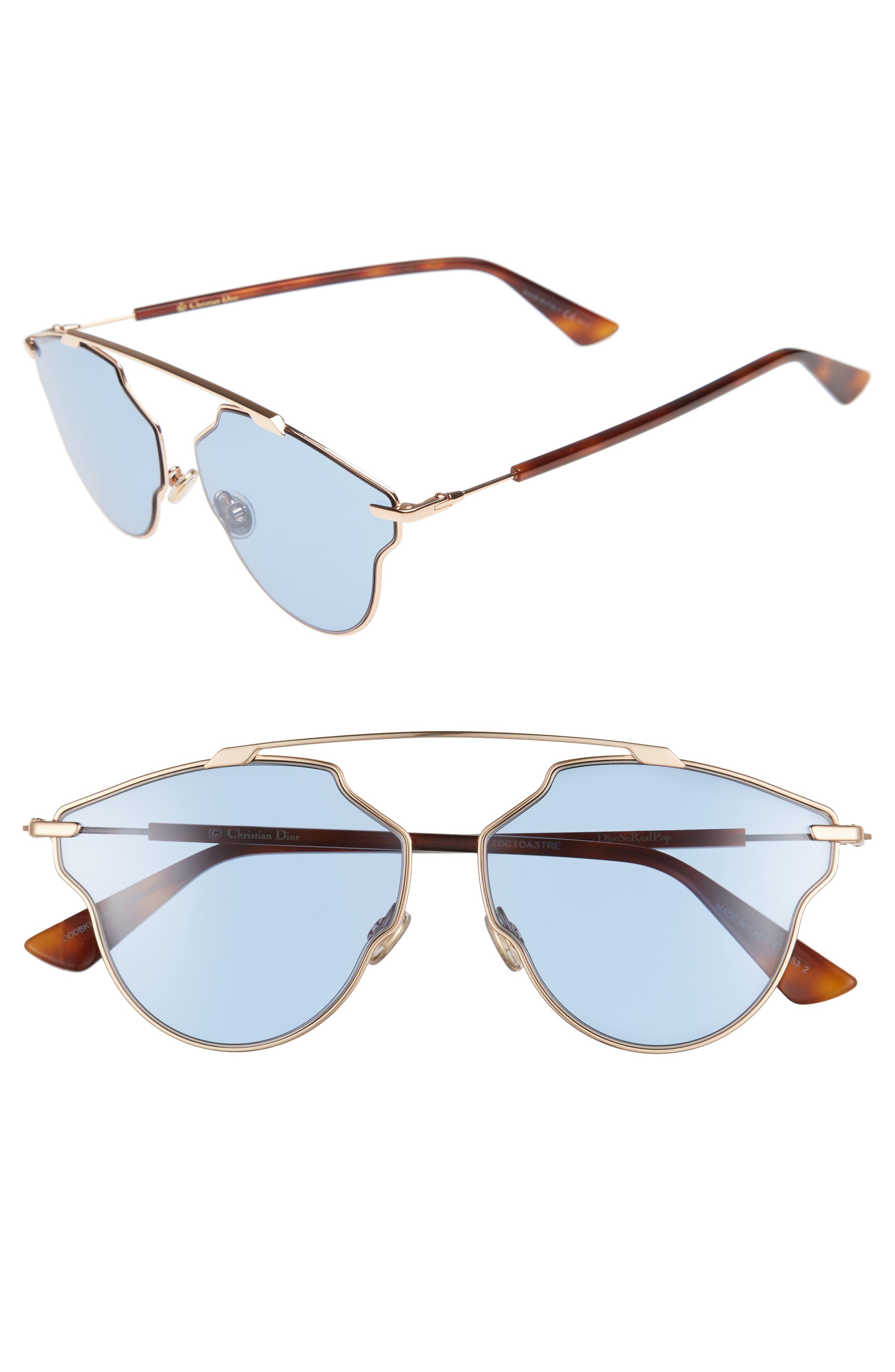 Main Image - Dior 448 Dior 59mm Sunglasses