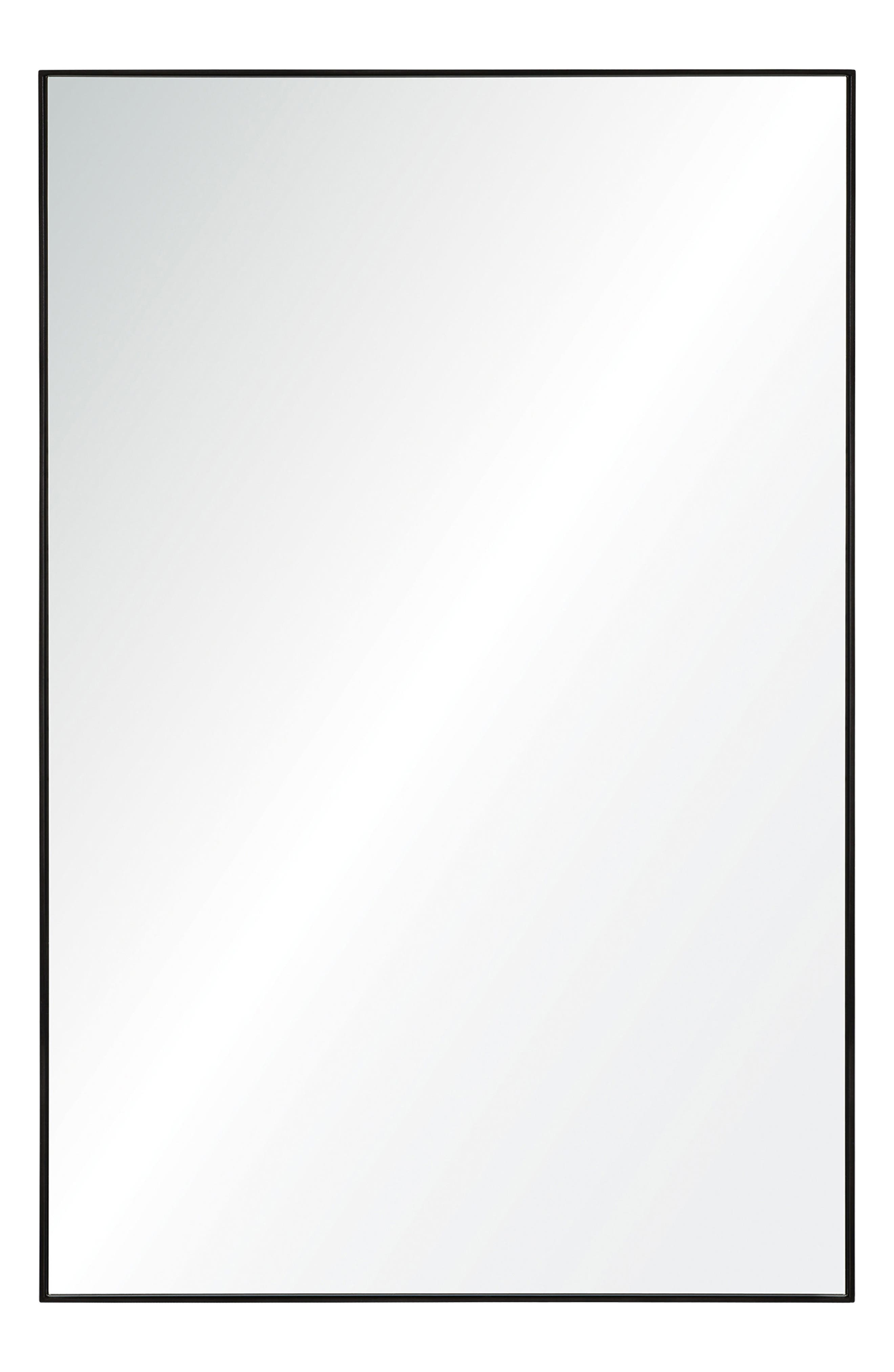 Vale Mirror,                         Main,                         color, Charcoal Grey